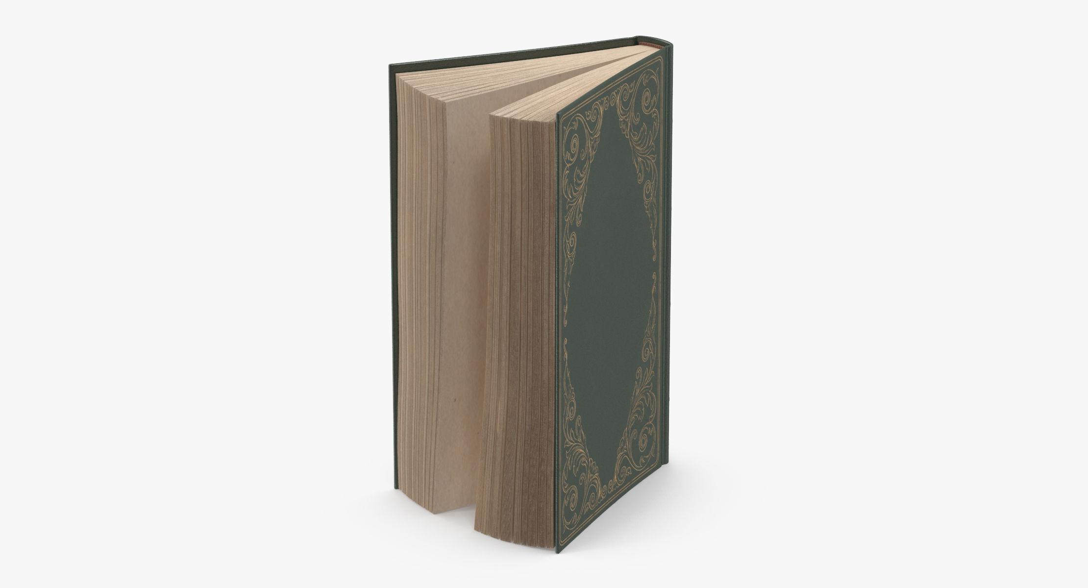 Classic Book 06 Standing Open - reel 1