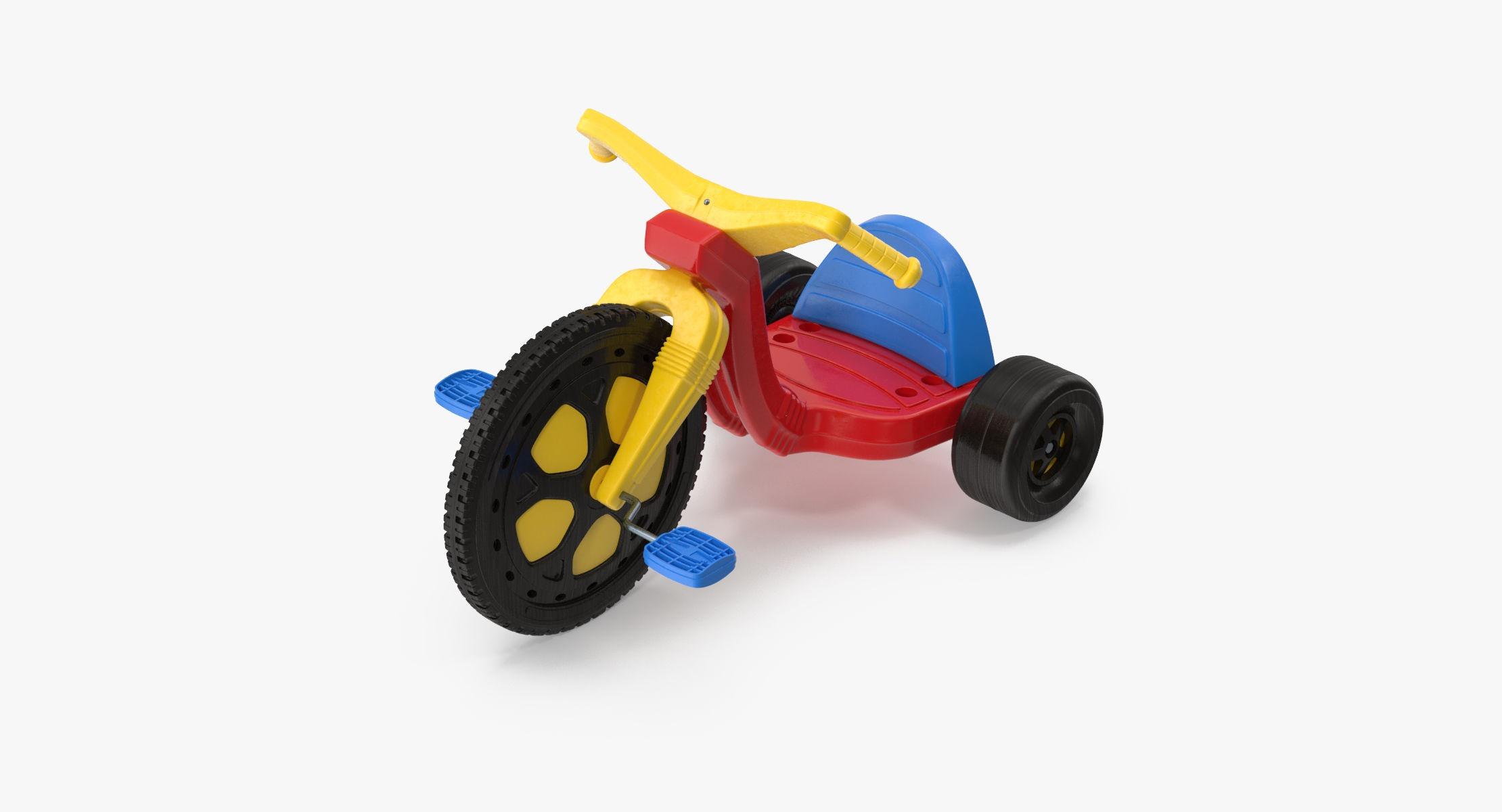 Big Wheel - reel 1