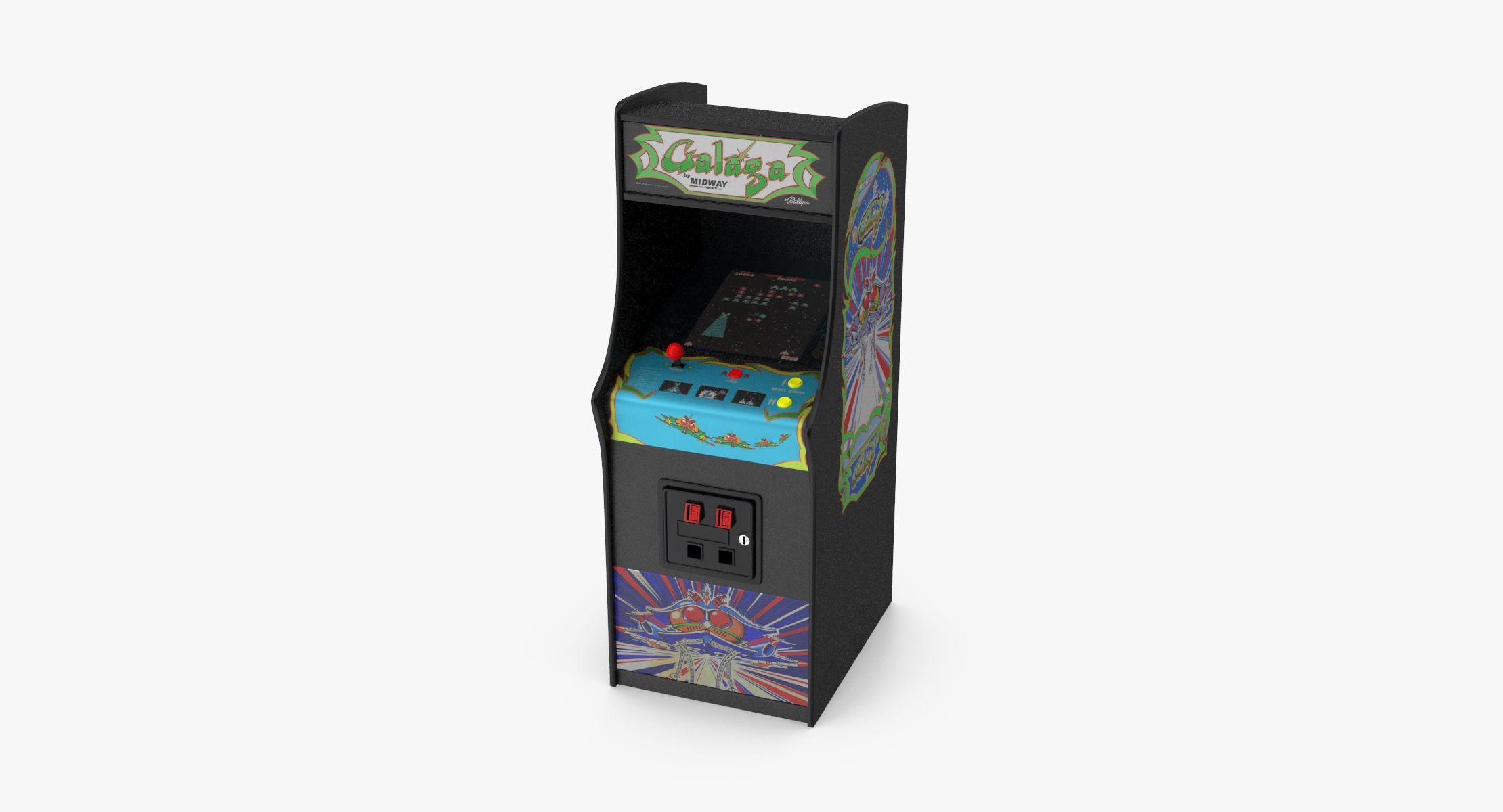 Arcade Game - reel 1