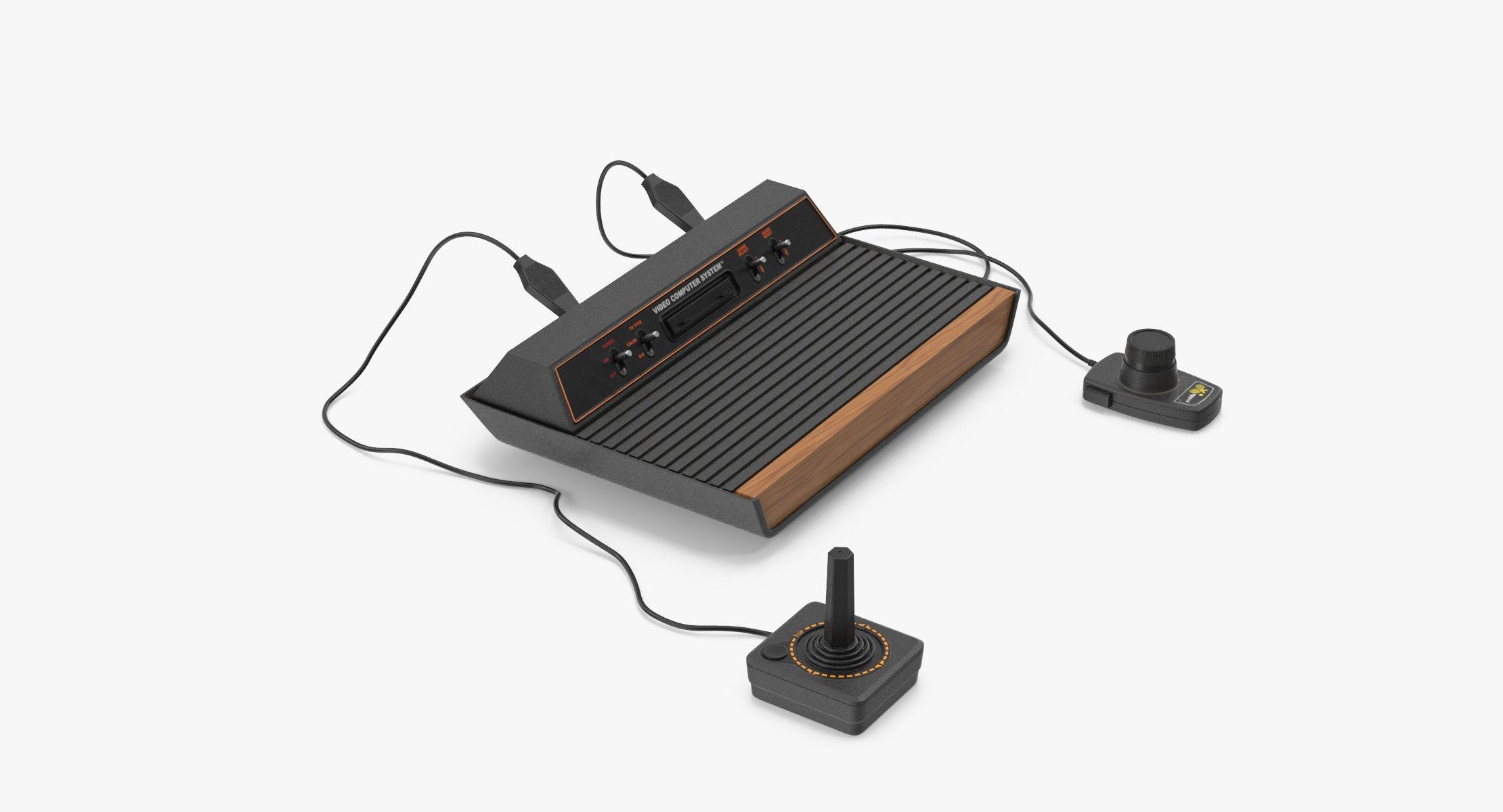 Atari 2600 - reel 1