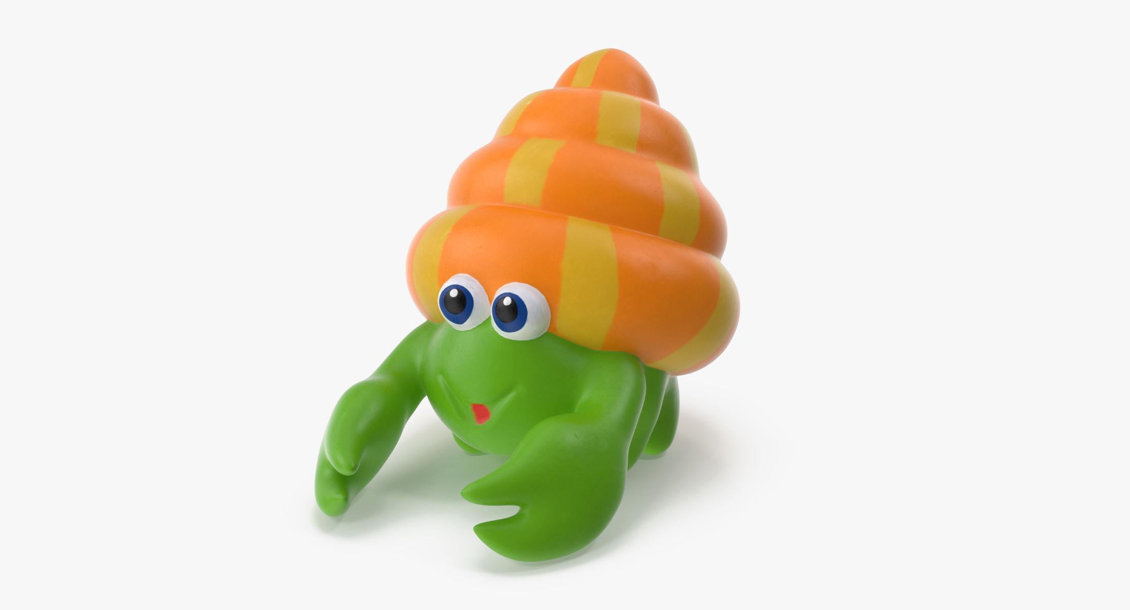 Bath Toy - Crab - reel 1