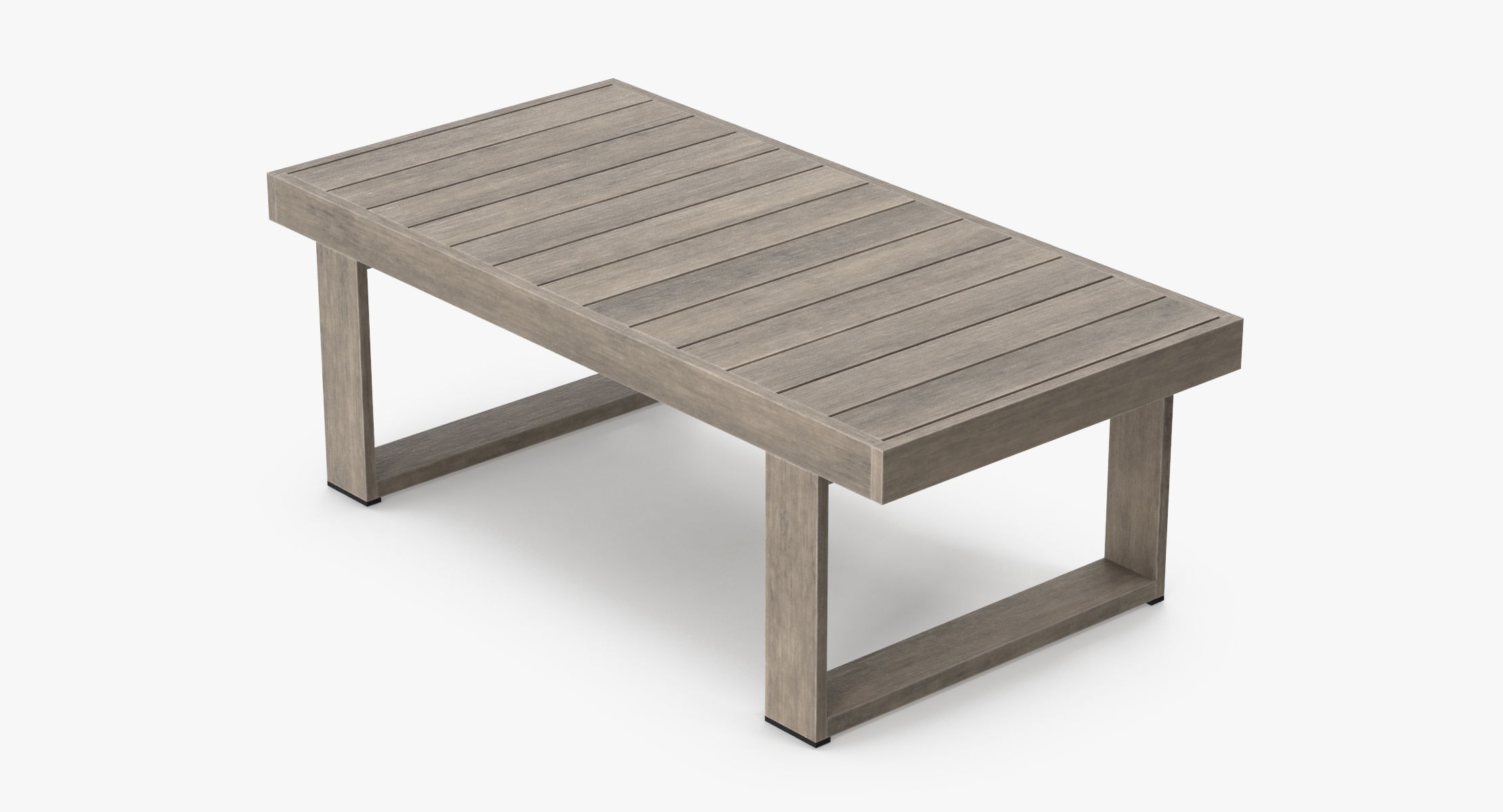 Patio Coffee Table (Square) 02 - reel 1