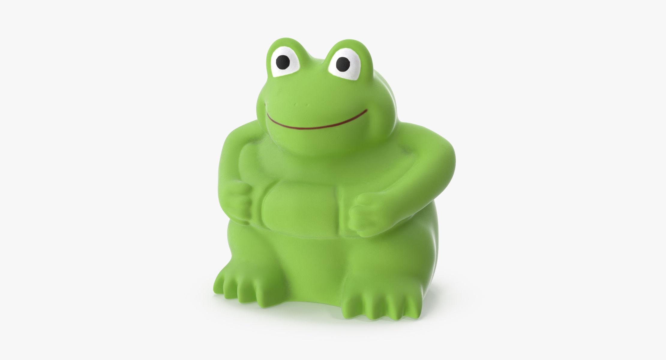 Bath Toy - Frog - reel 1