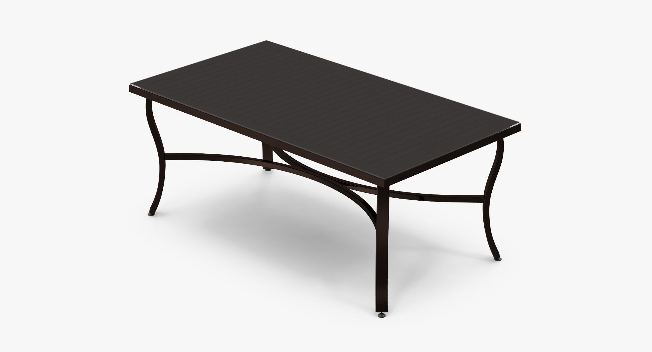 Patio Coffee Table (Square) 03 - reel 1