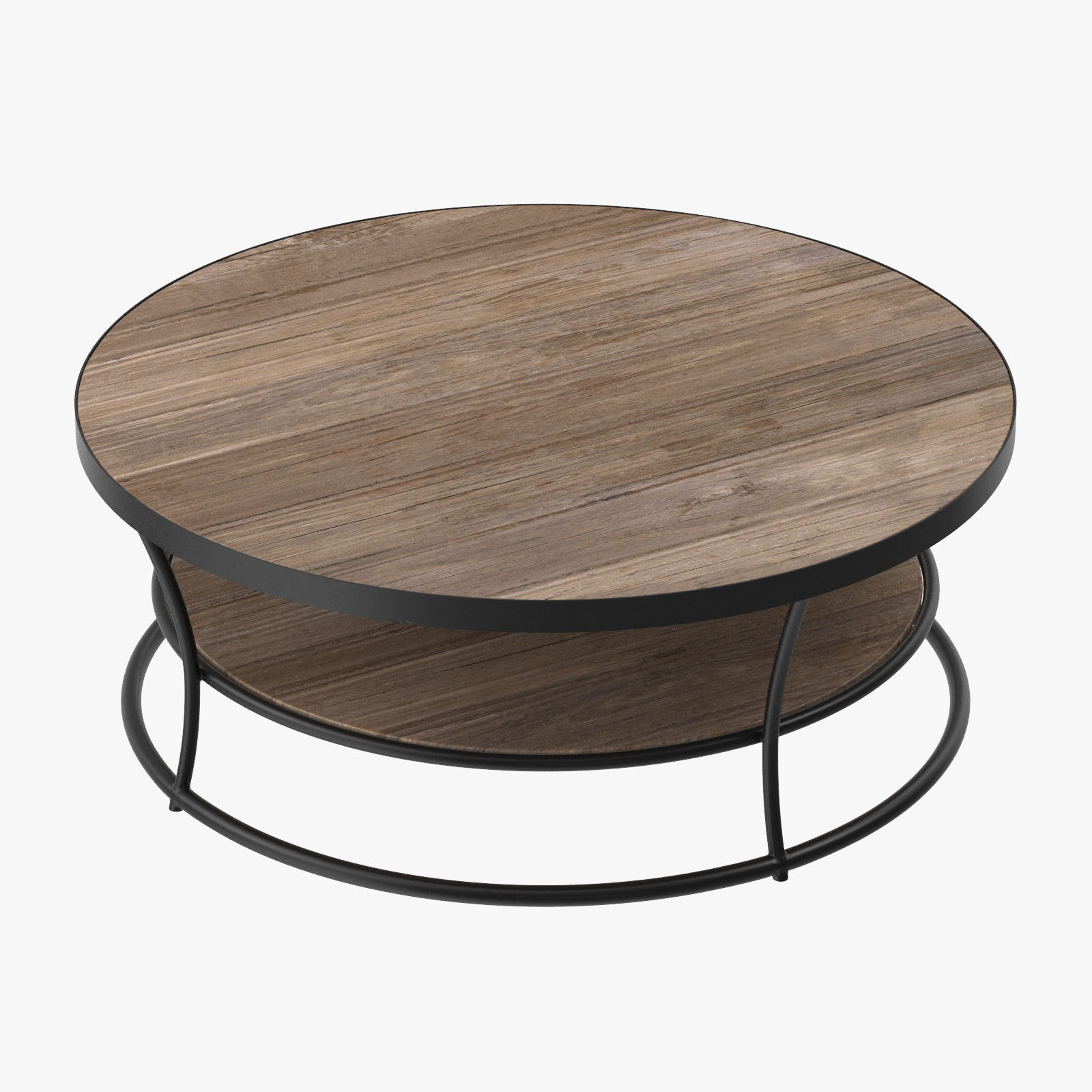 - Patio Coffee Table Round 02