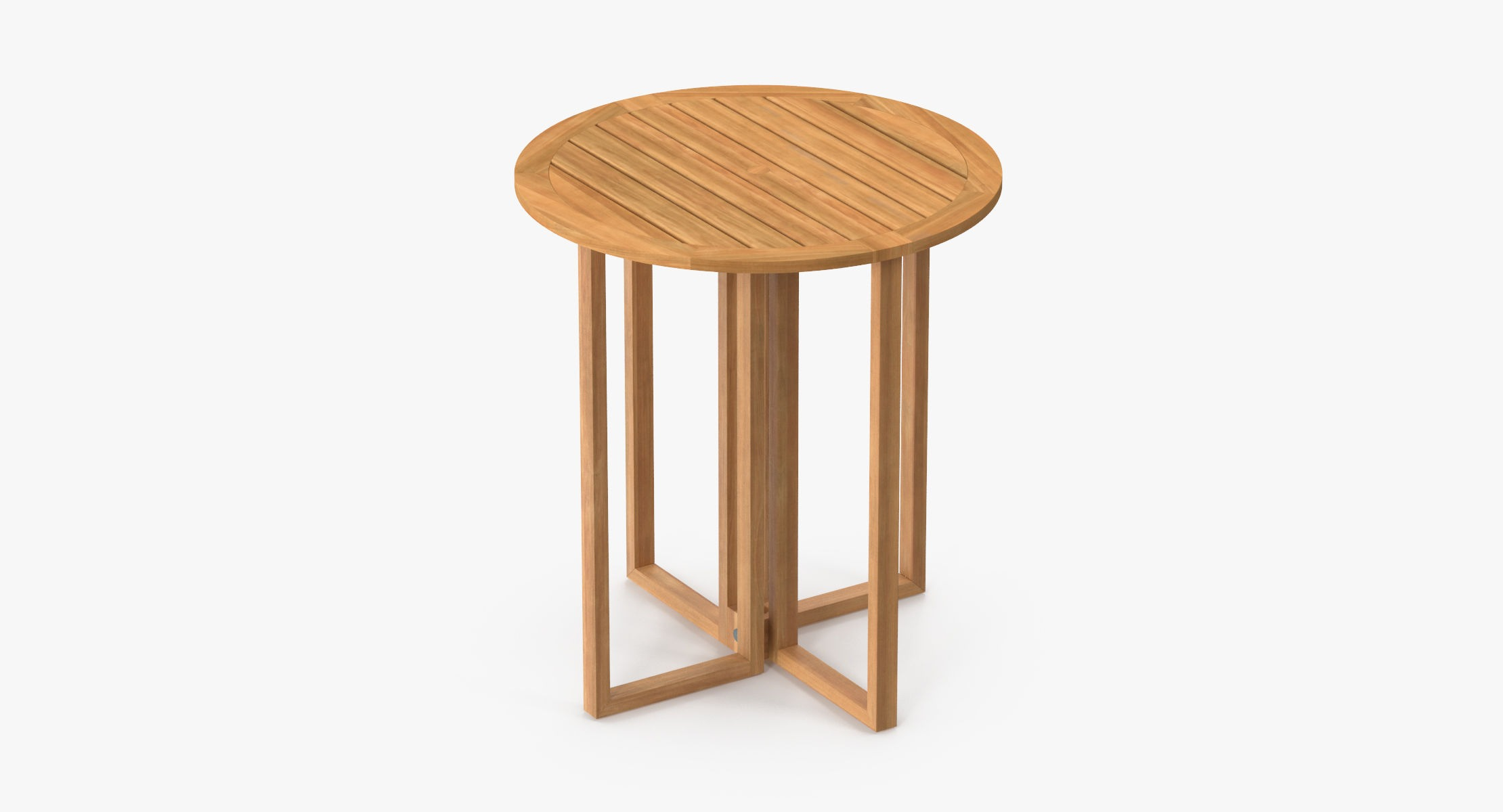 Patio Square Card Table 01 - reel 1