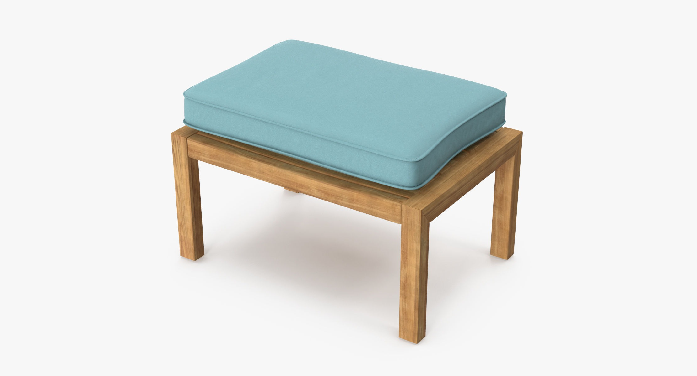 Outdoor Ottoman Square 01 - reel 1