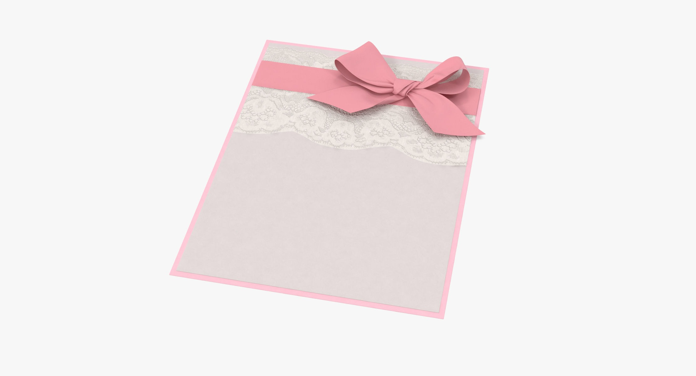 Baby Shower Invitation 01 - Pink - reel 1