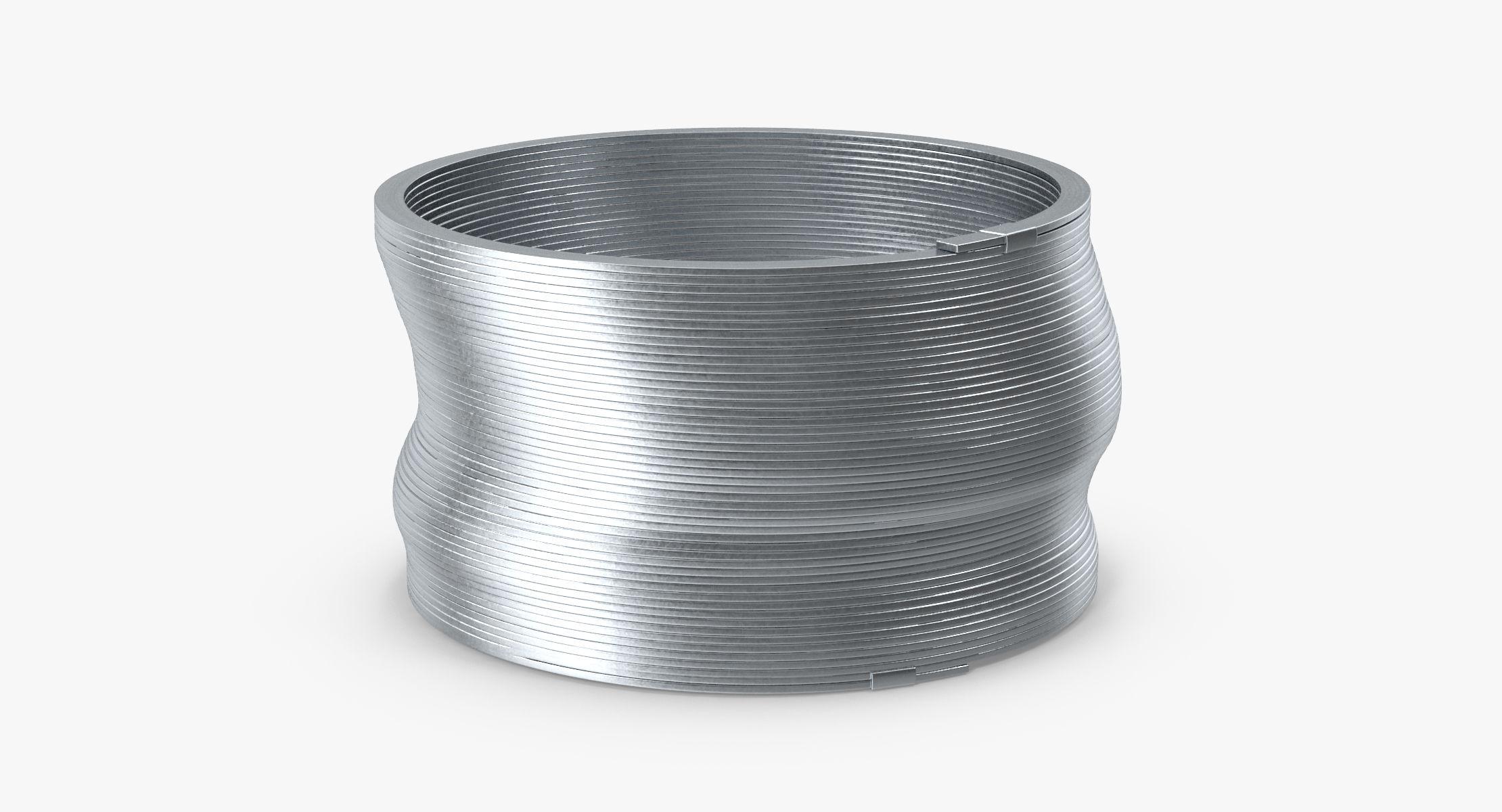 Metal Slinky 02 - reel 1