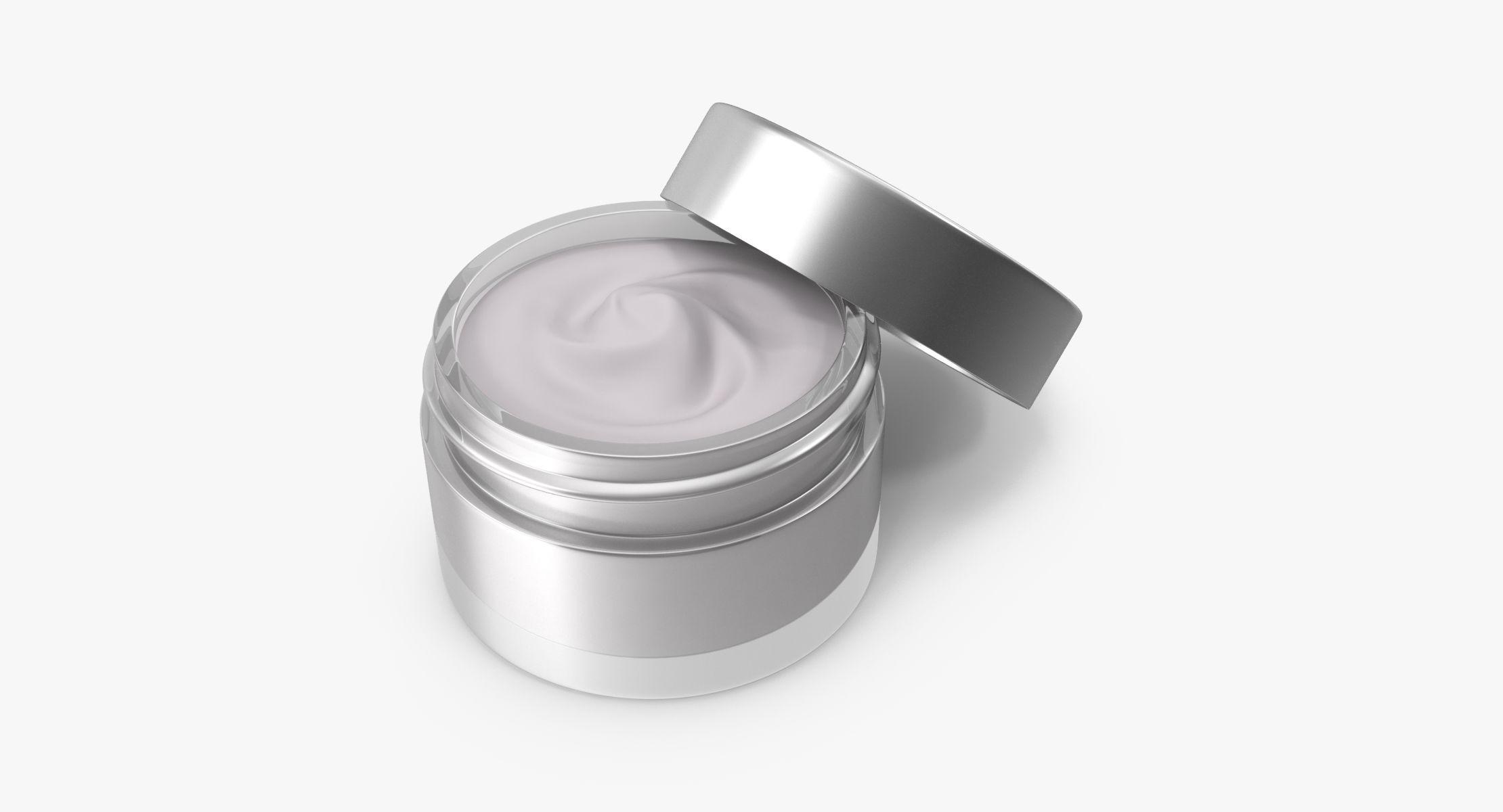 Creamer Jar Full Open - reel 1