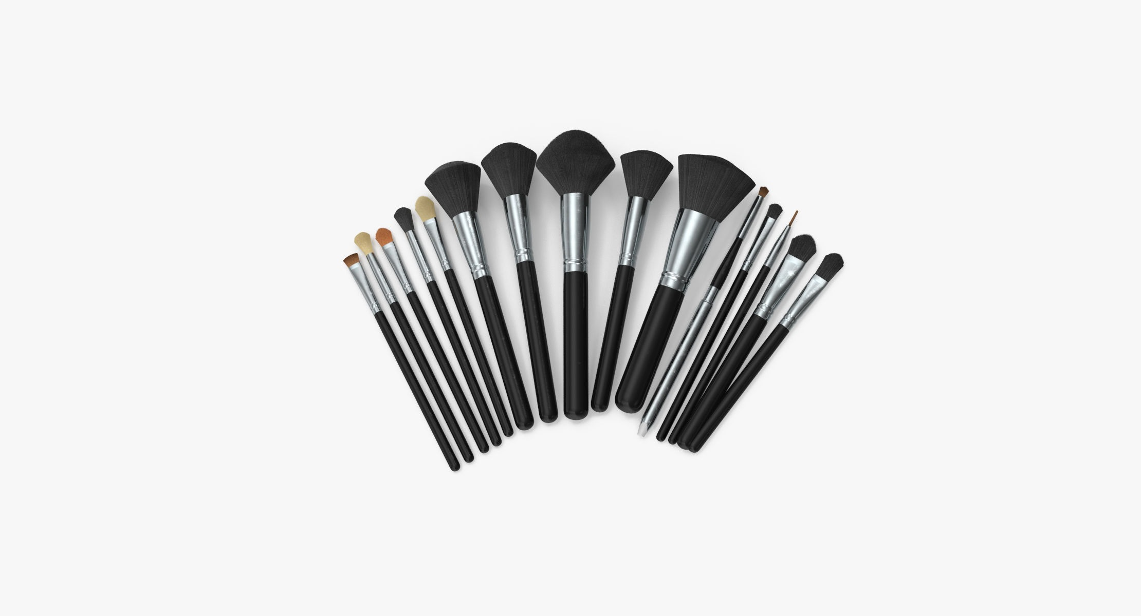 Makeup Brush Set - reel 1