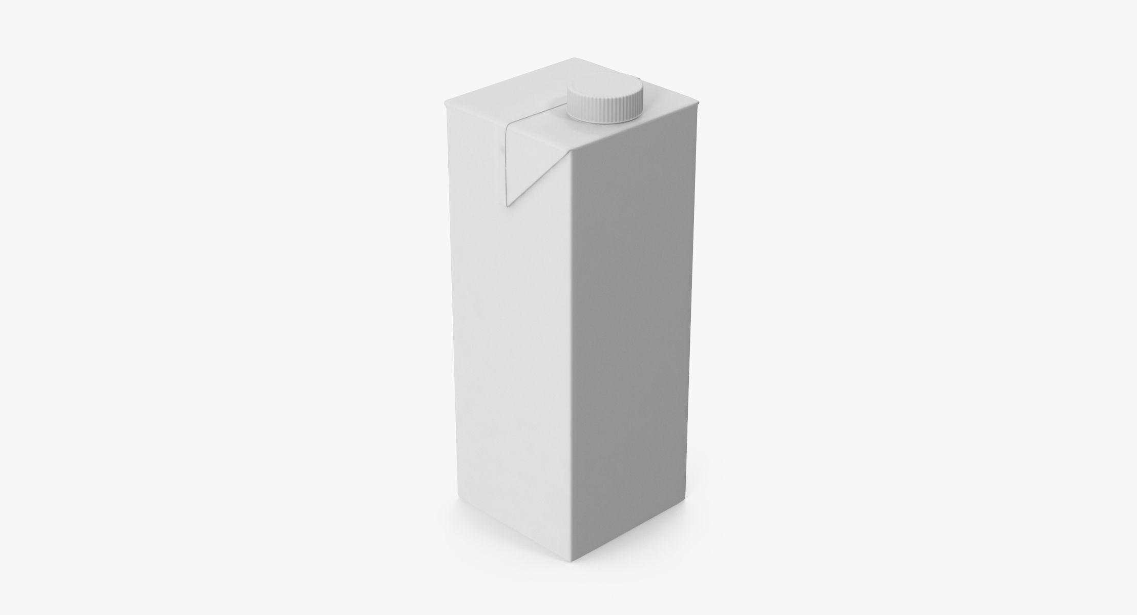 Screw Top Carton Container - reel 1