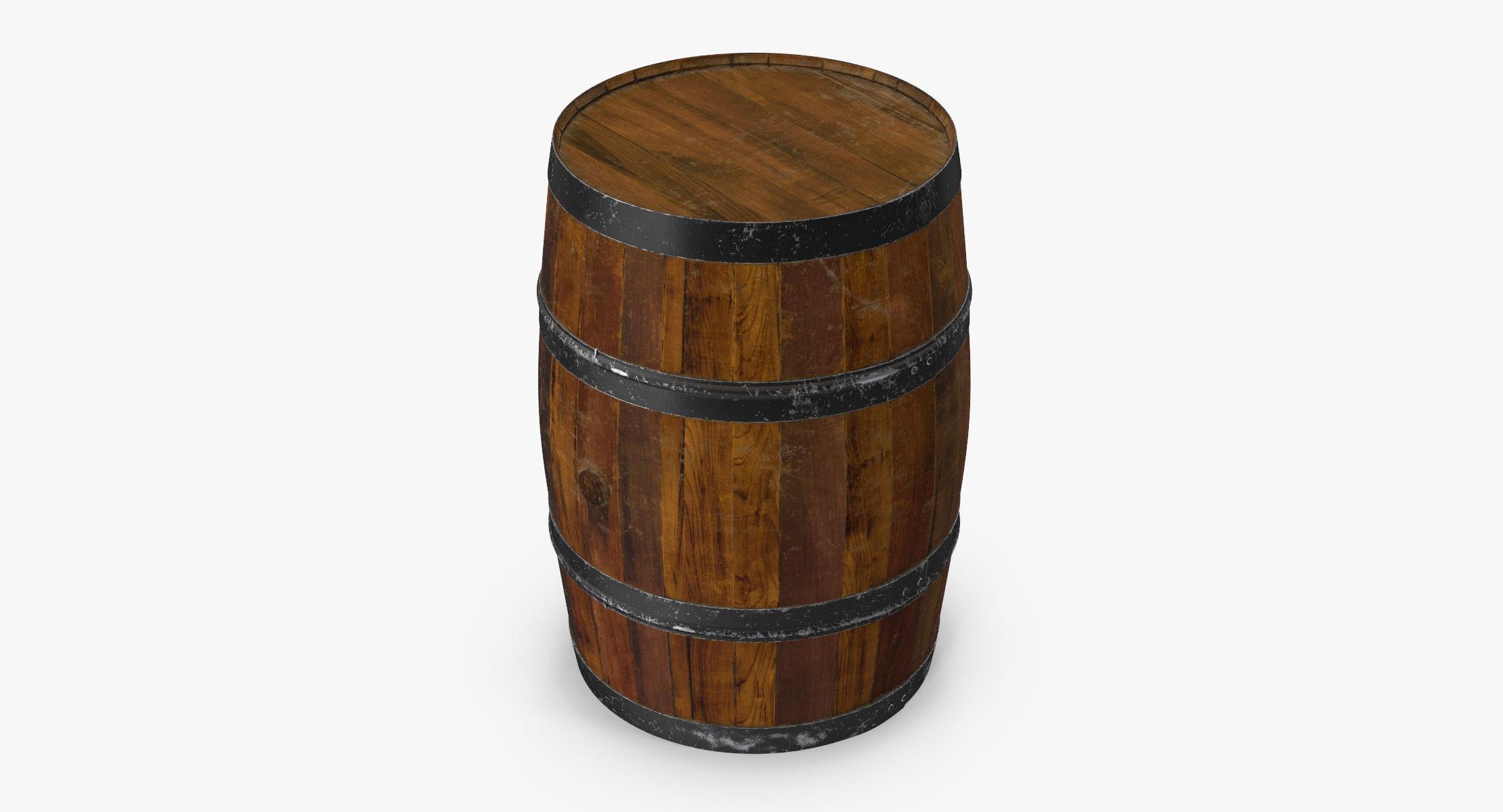 Barrel - reel 1