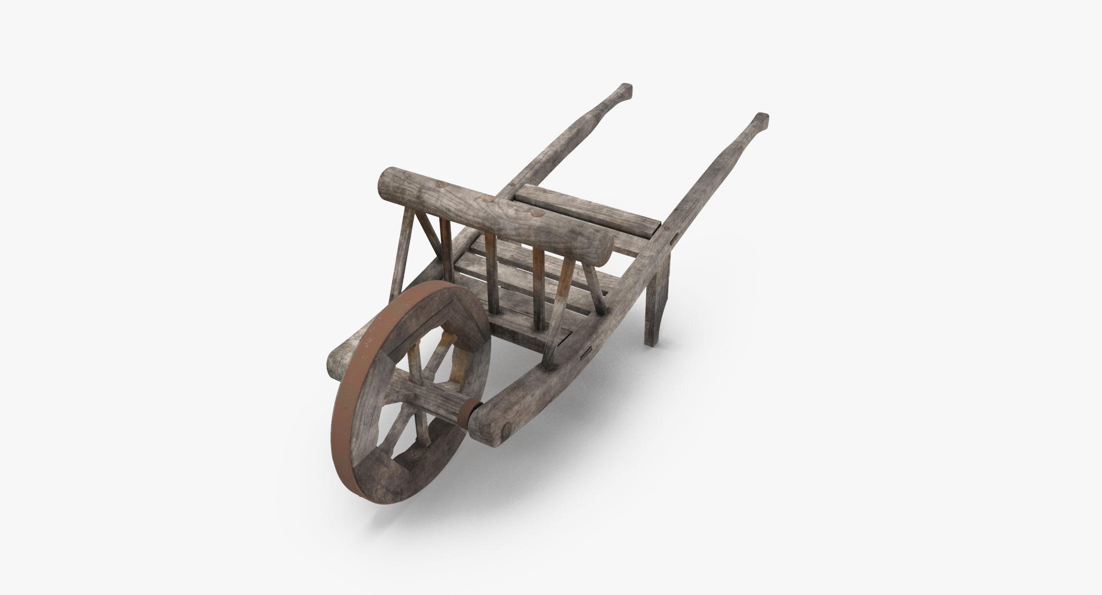 Medieval Wheelbarrow - reel 1