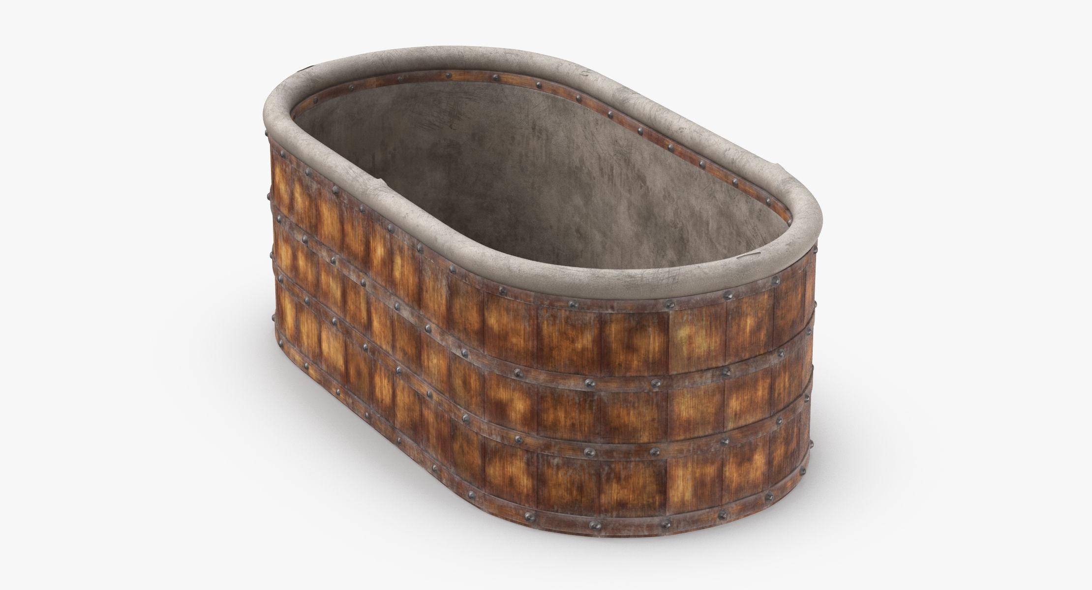 Medieval Wash Tub 02 - reel 1