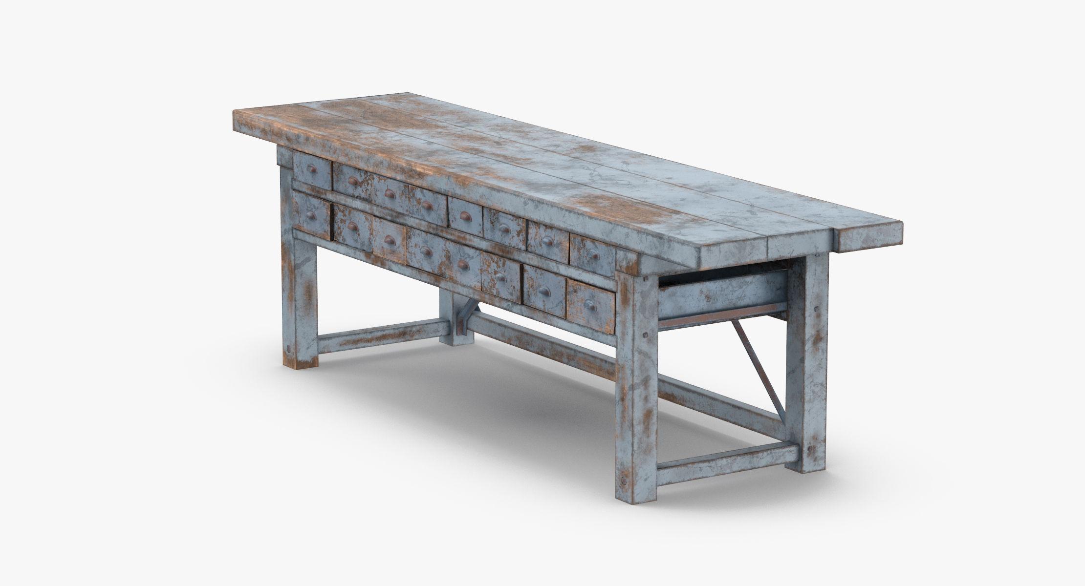 Blacksmiths Table - reel 1