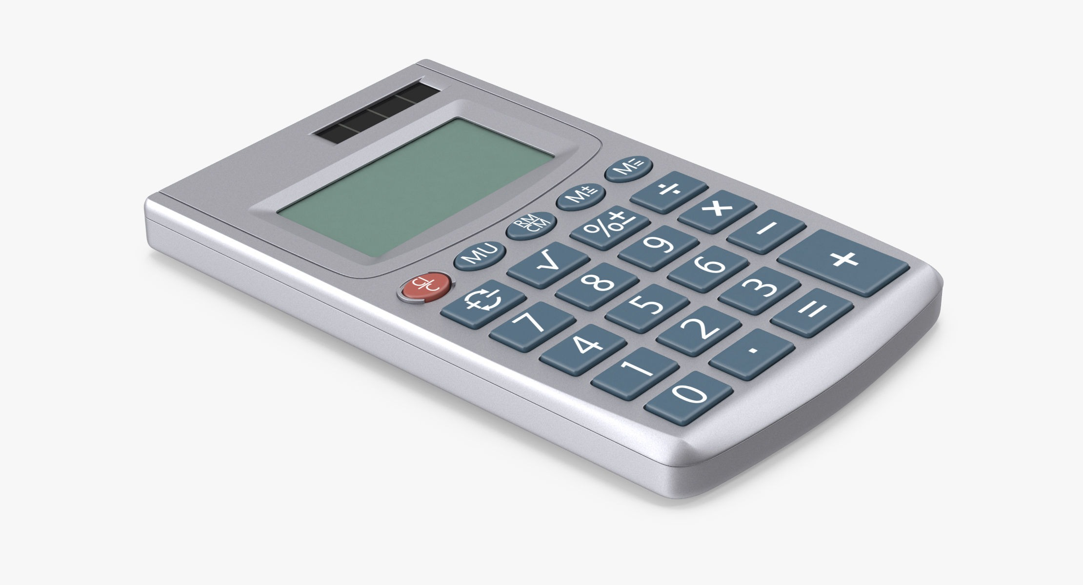 Pocket Calculator - reel 1