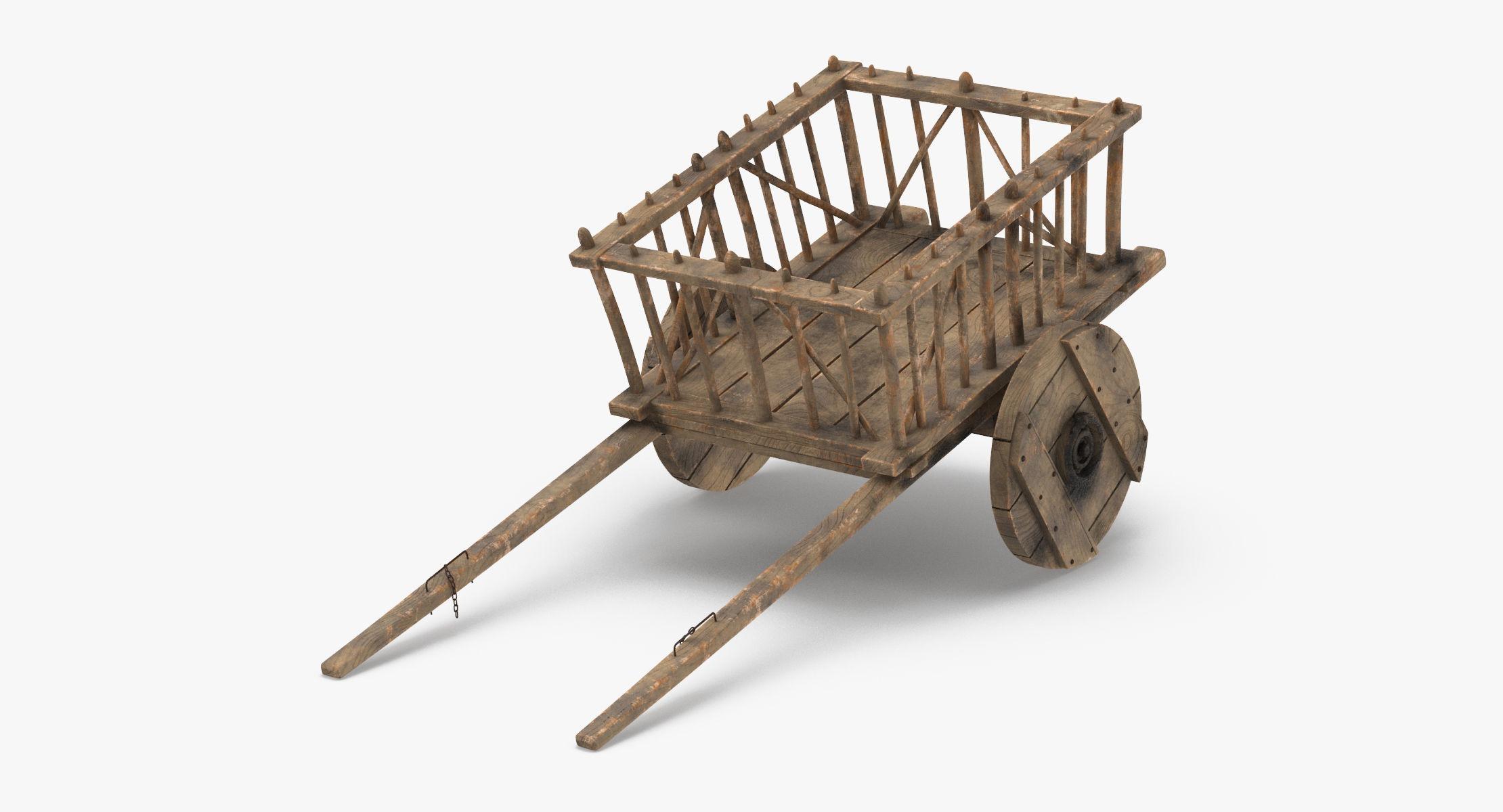 Medieval Wagon - reel 1