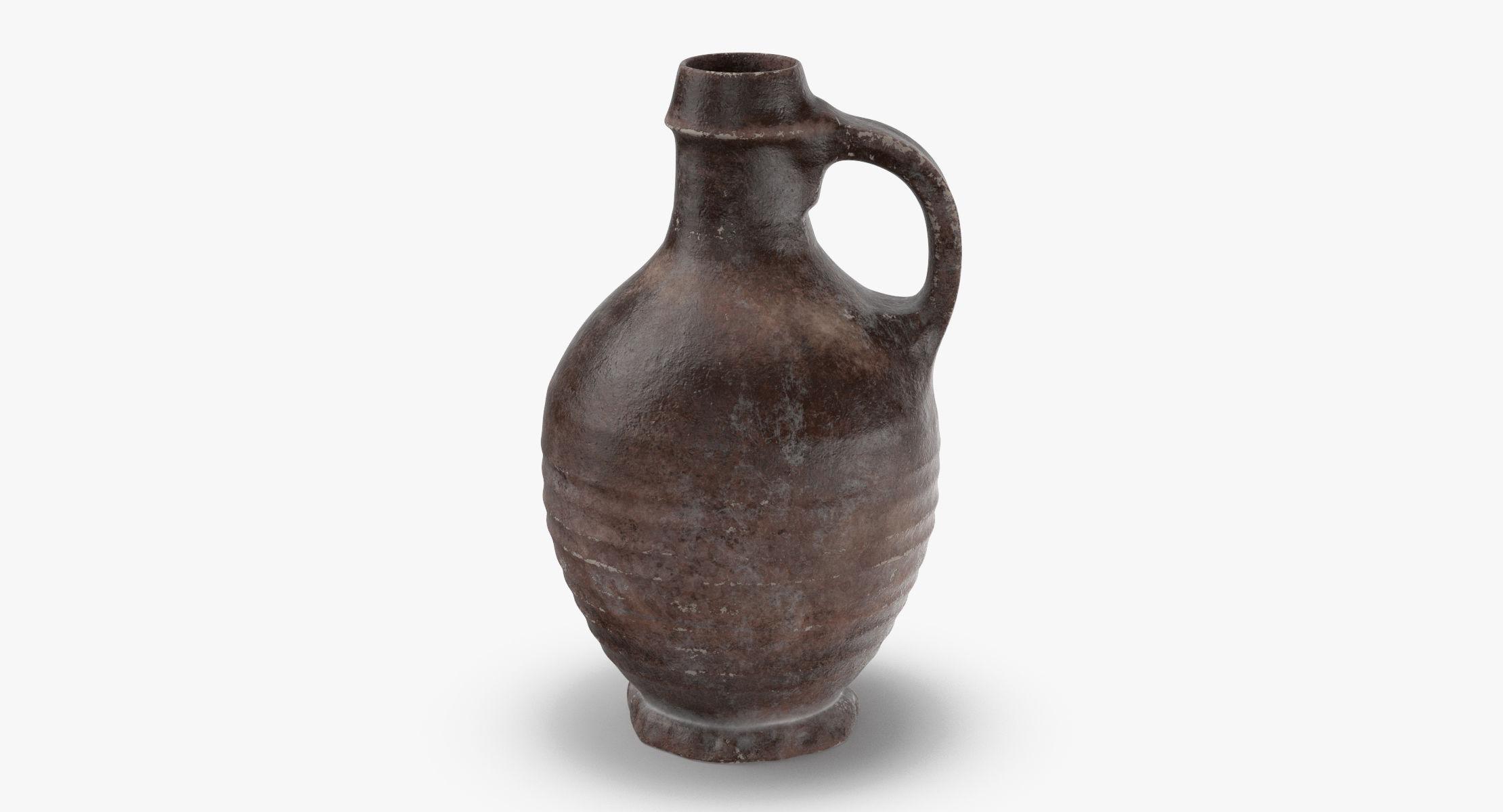 Ceramic Wine Jug 04 - reel 1