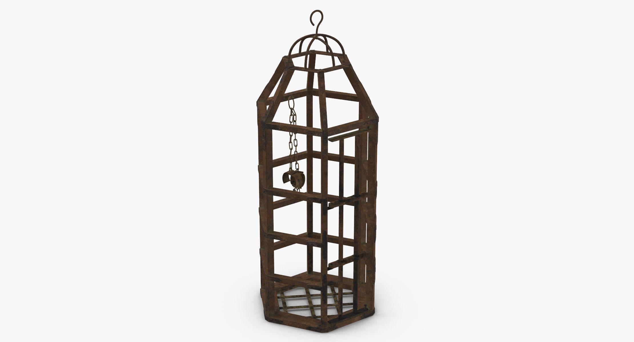 Medieval Cage - reel 1