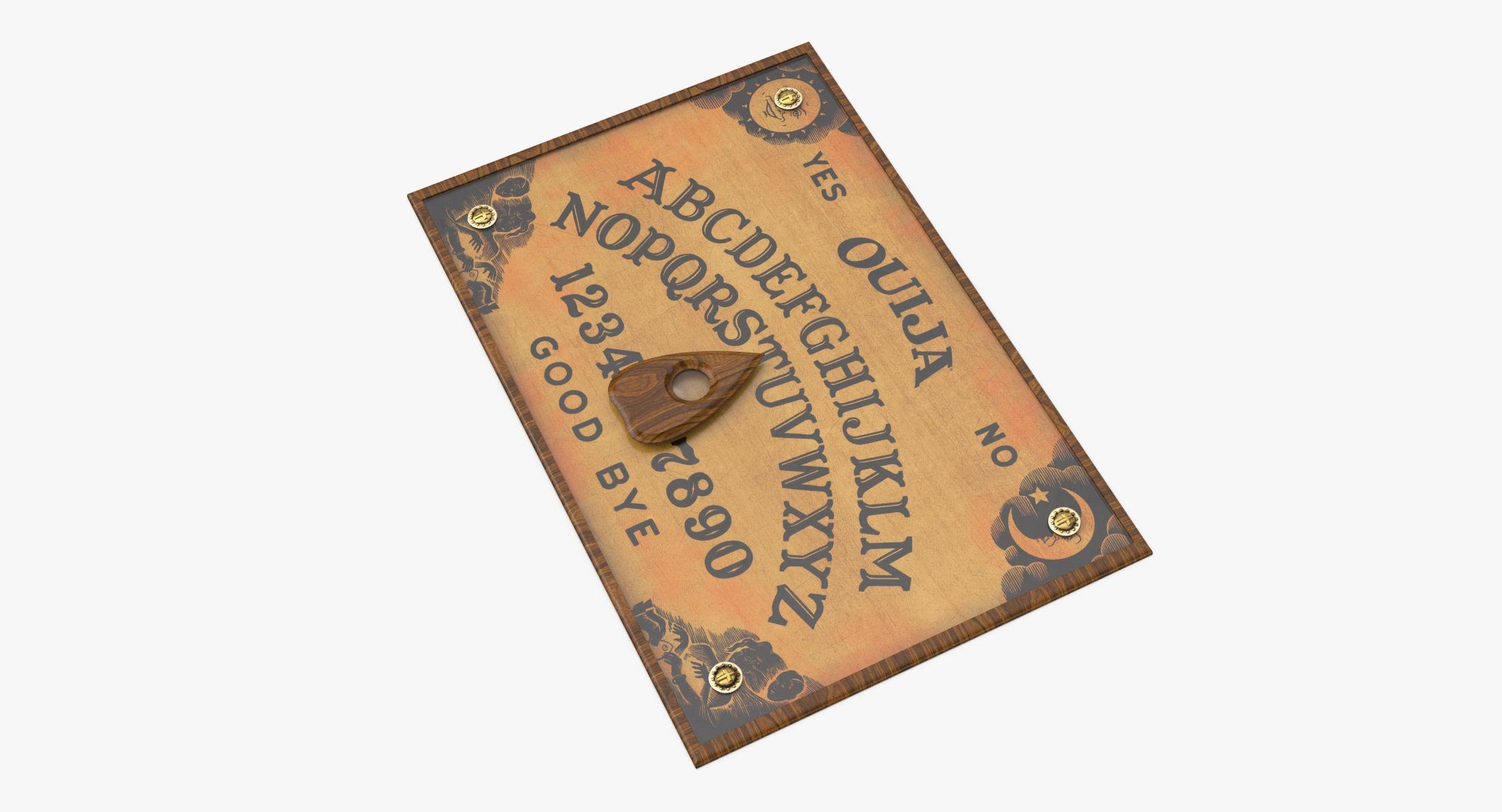 Ouija Board 01 - reel 1