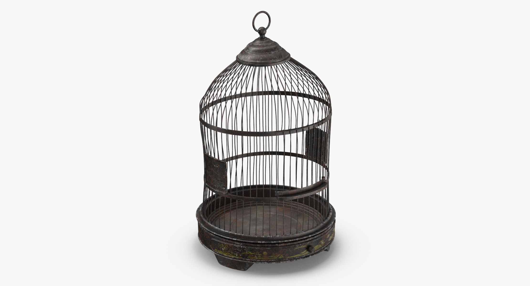 Old Bird Cage - reel 1