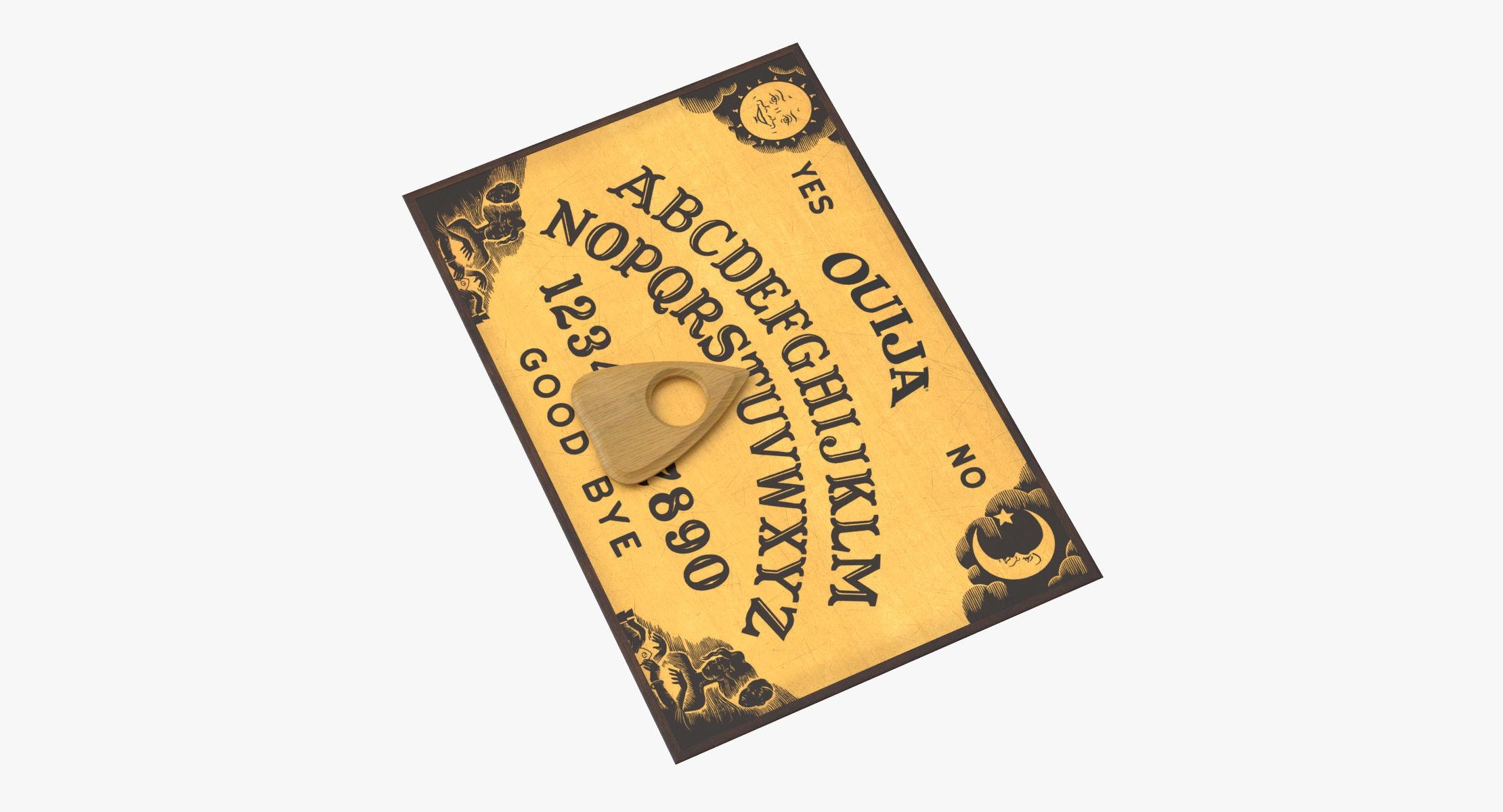 Ouija Board 02 - reel 1