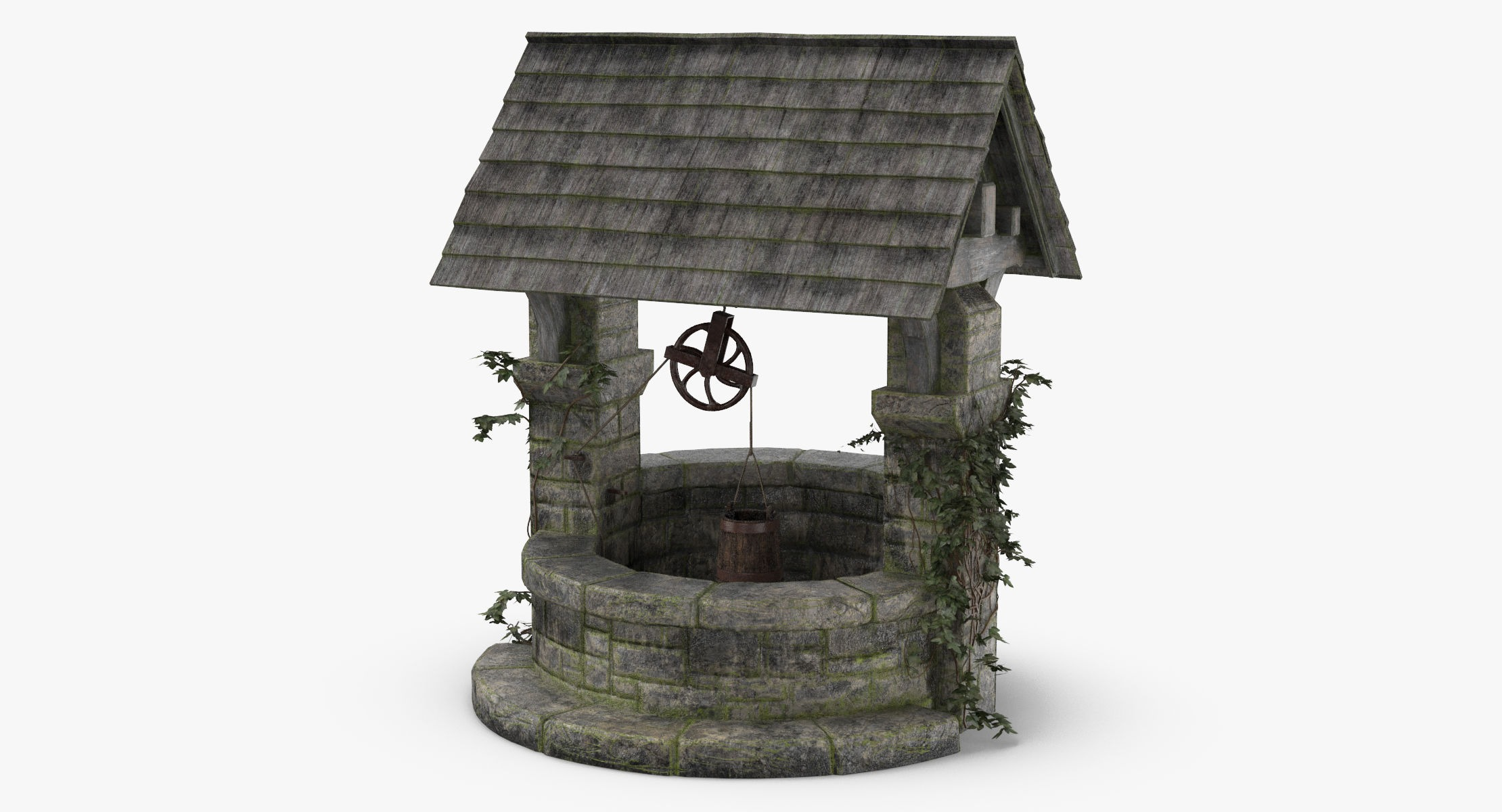 Creepy Wishing Well - reel 1