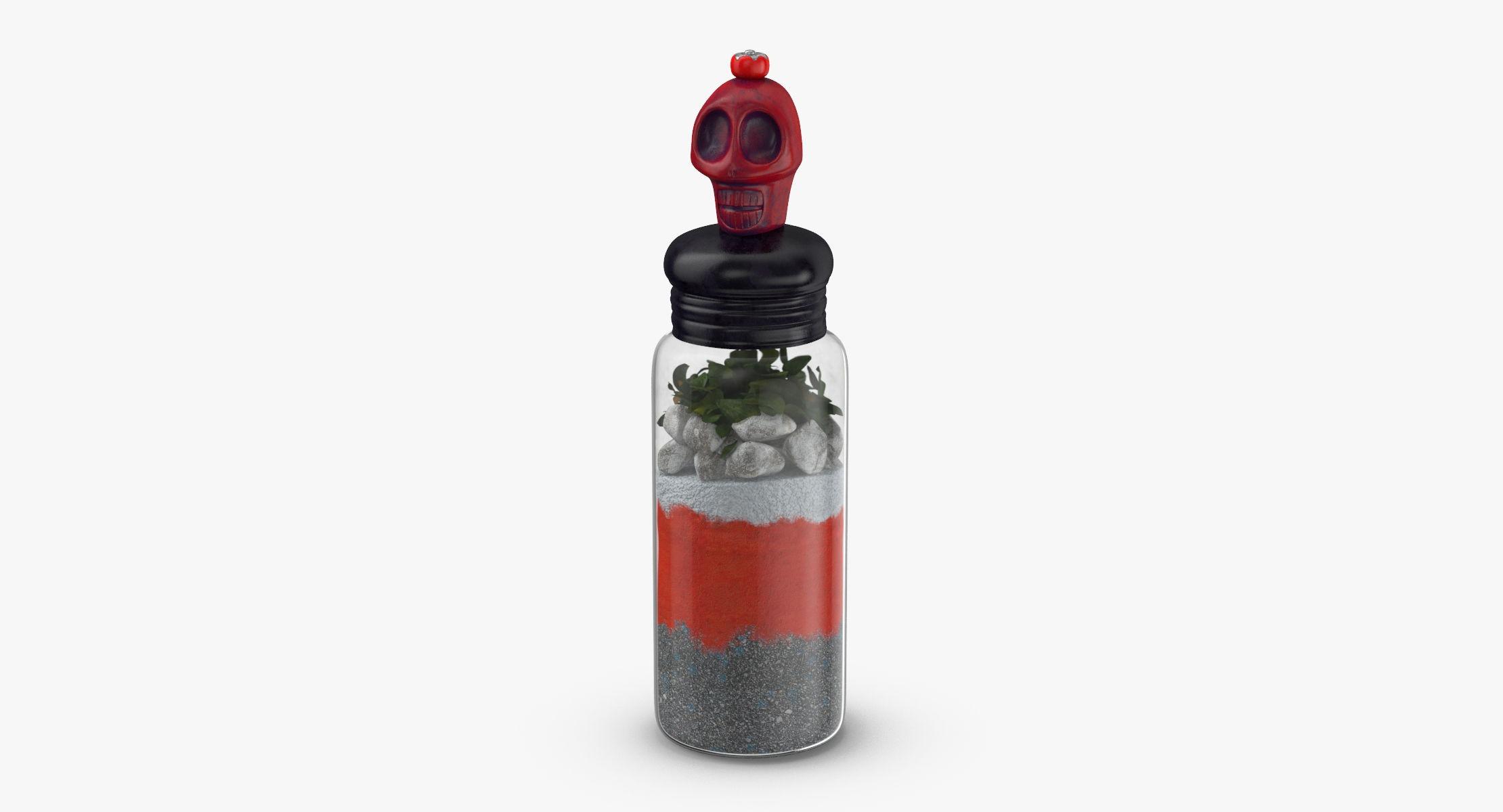 Voodoo Spirit Bottle 03 - reel 1