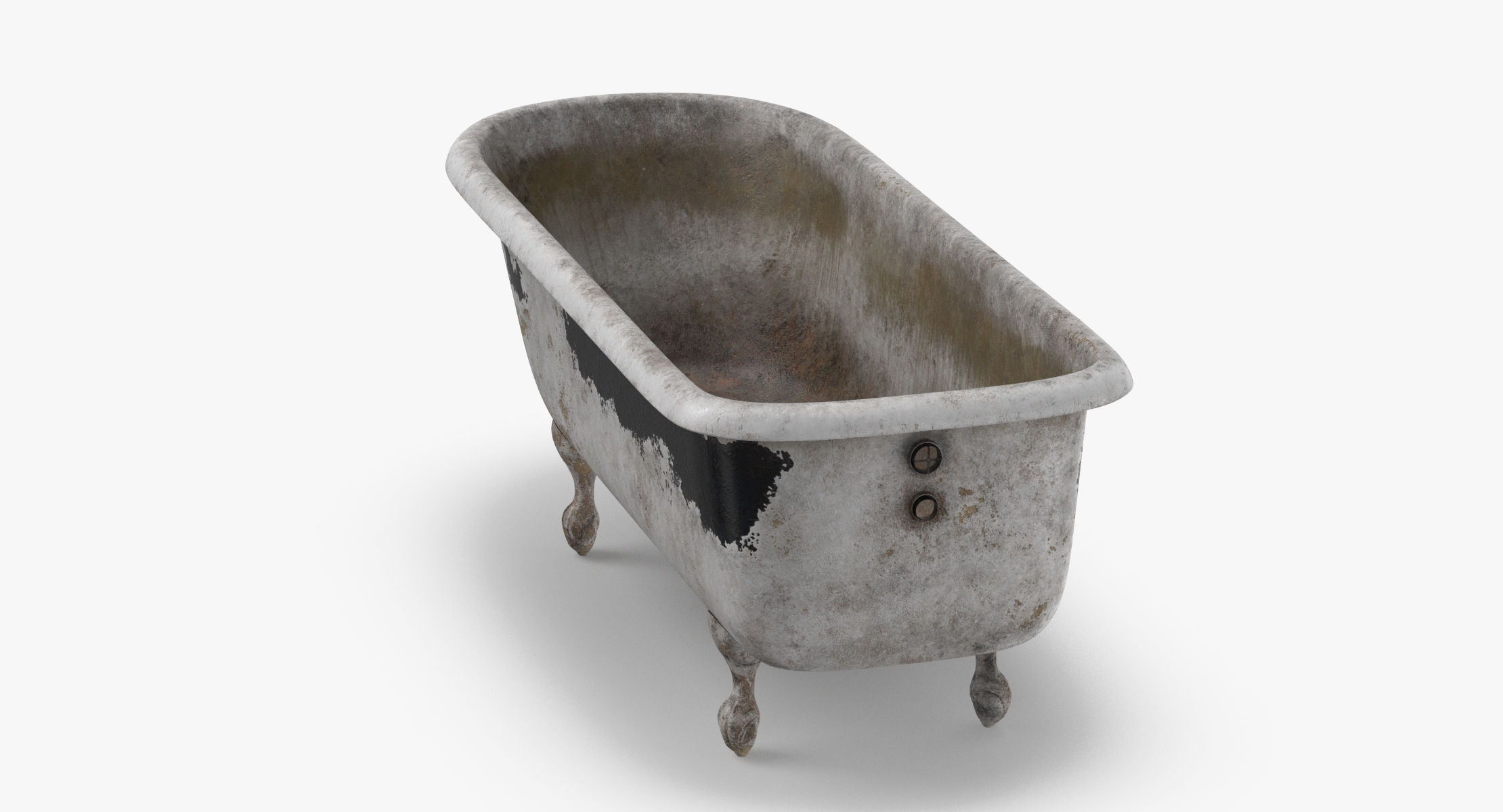 Dirty Asylum Bathtub - reel 1