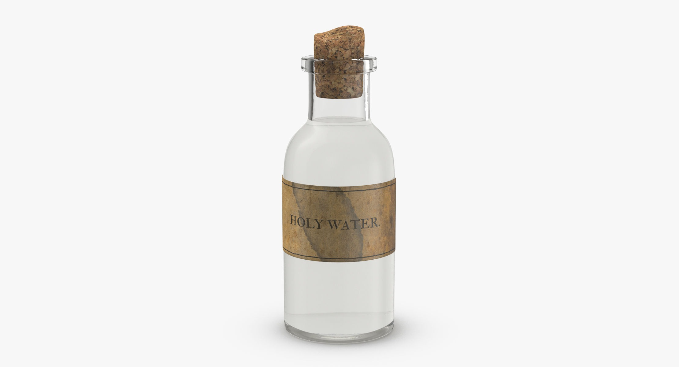 Vampire Hunter Kit - Holy Water Potion - reel 1
