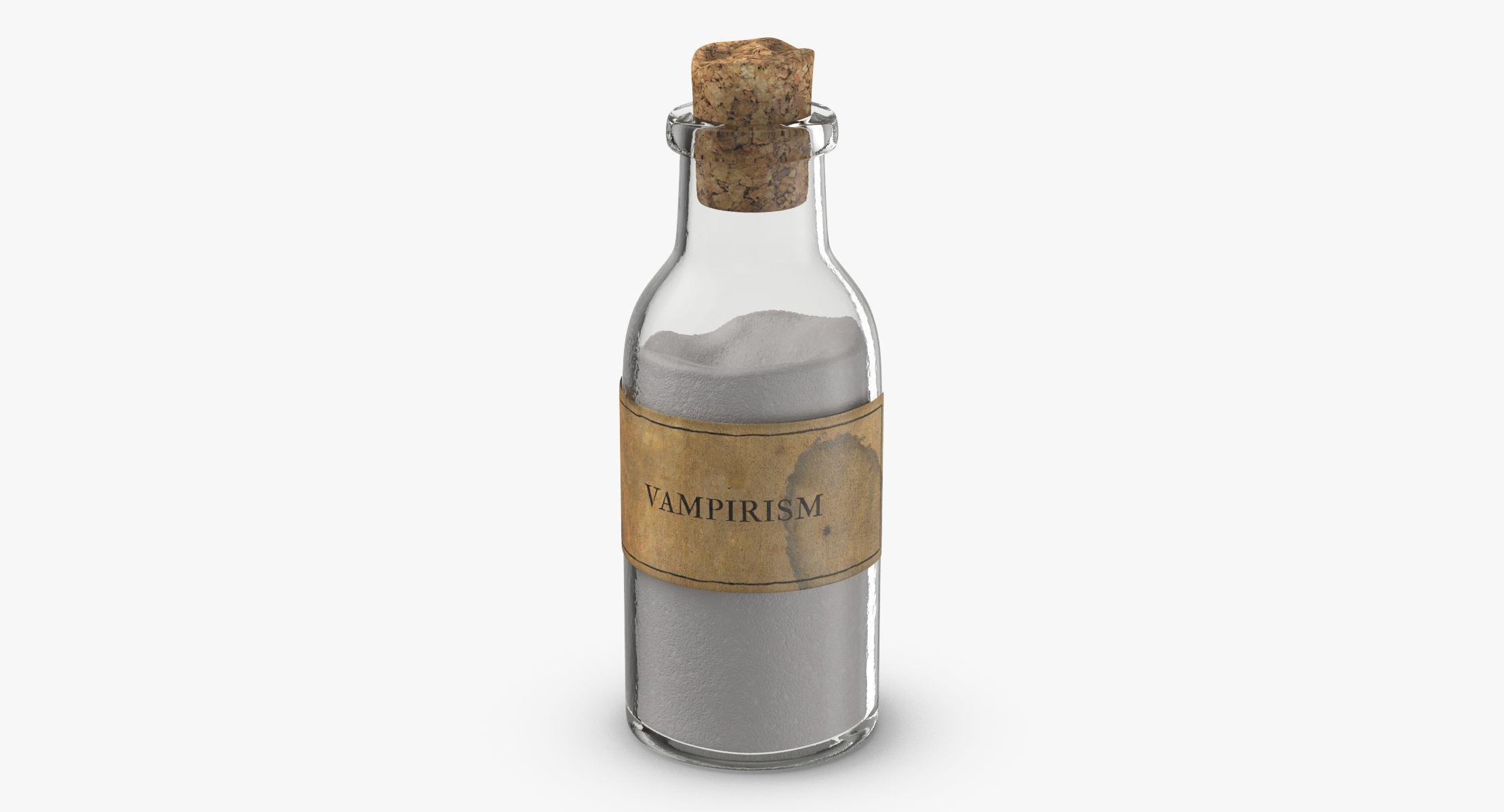 Vampire Hunter Kit - Vampirism Potion - reel 1