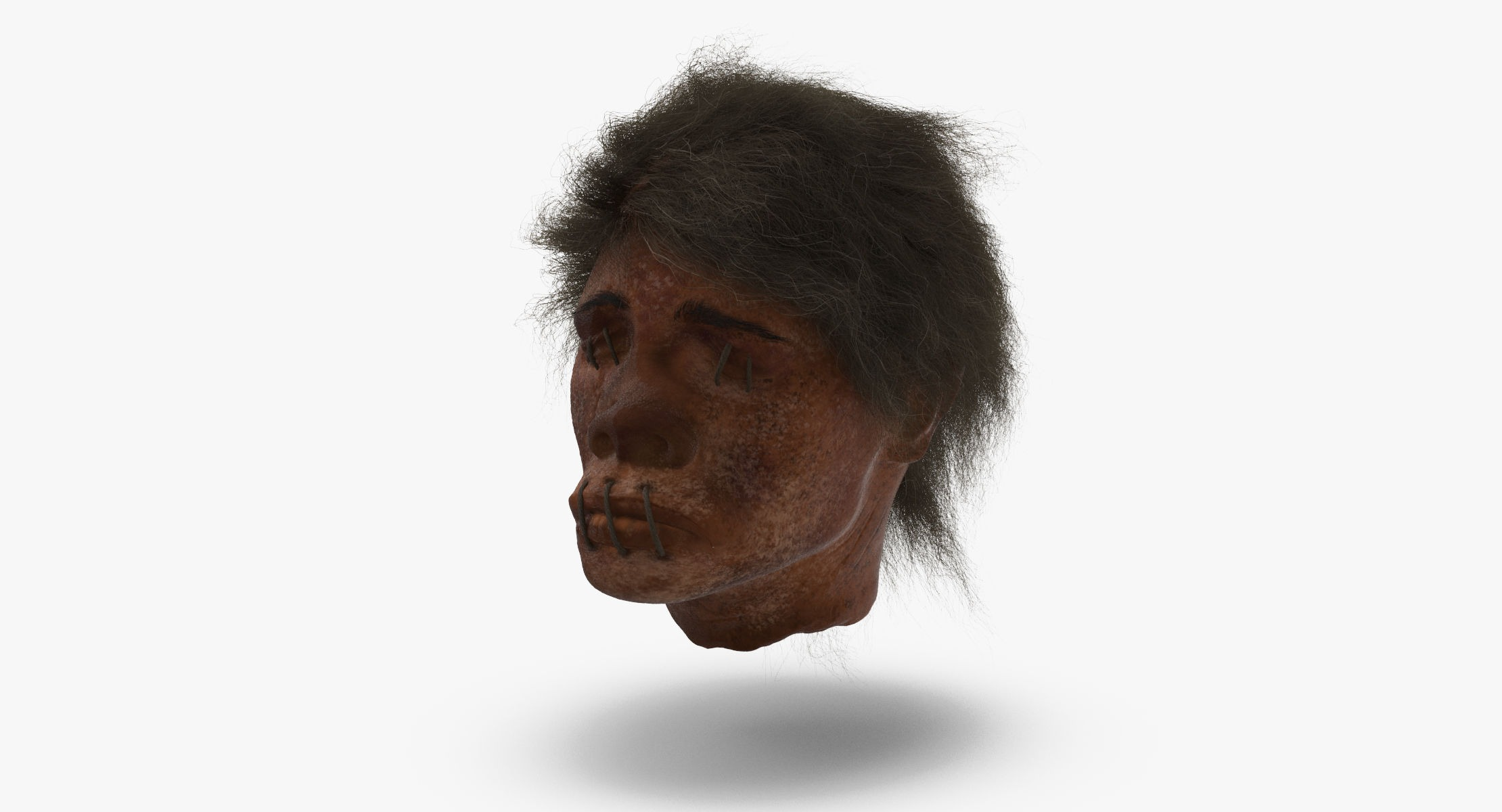 Shrunken Head 01 - reel 1