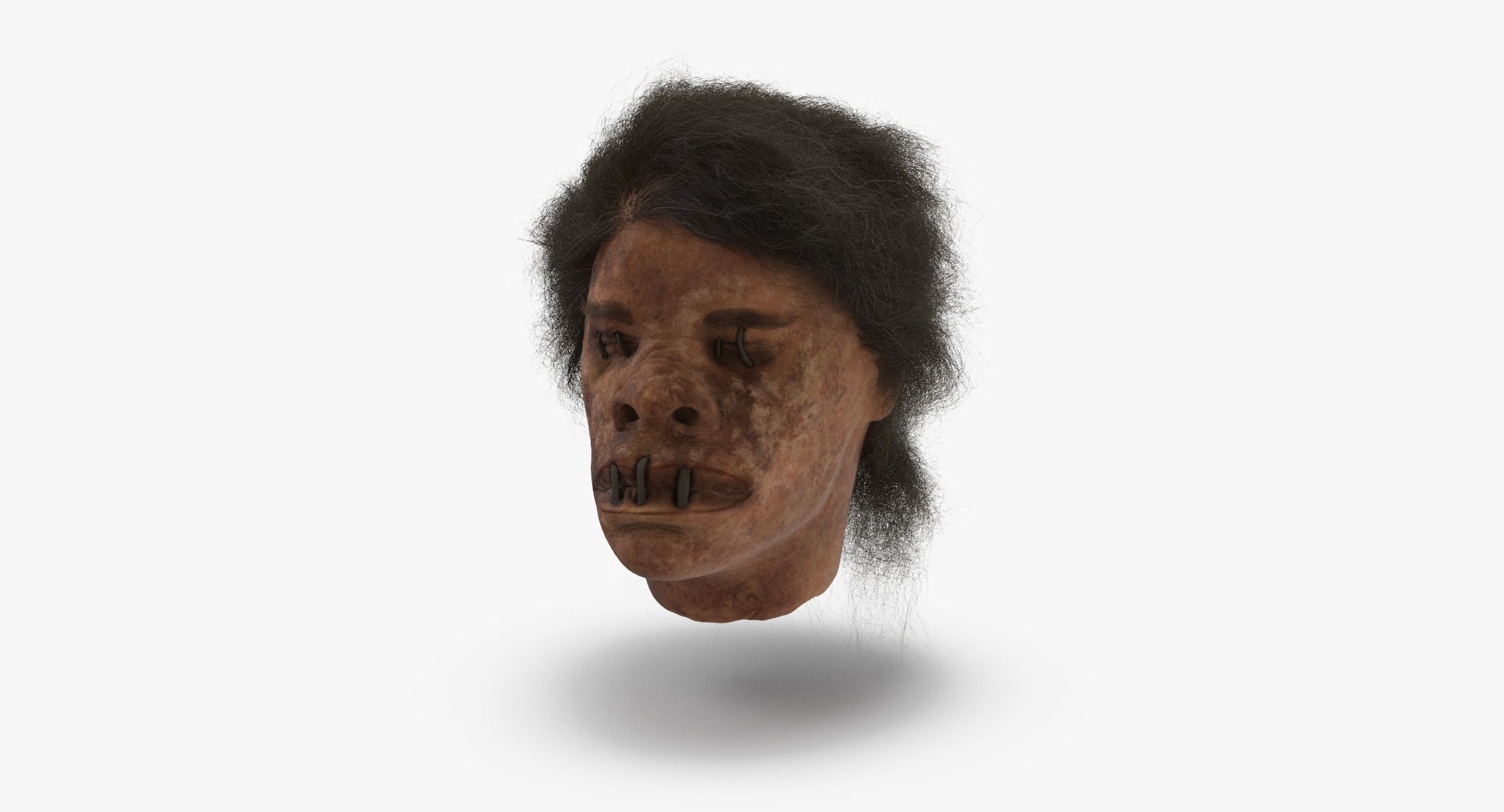 Shrunken Head 02 - reel 1