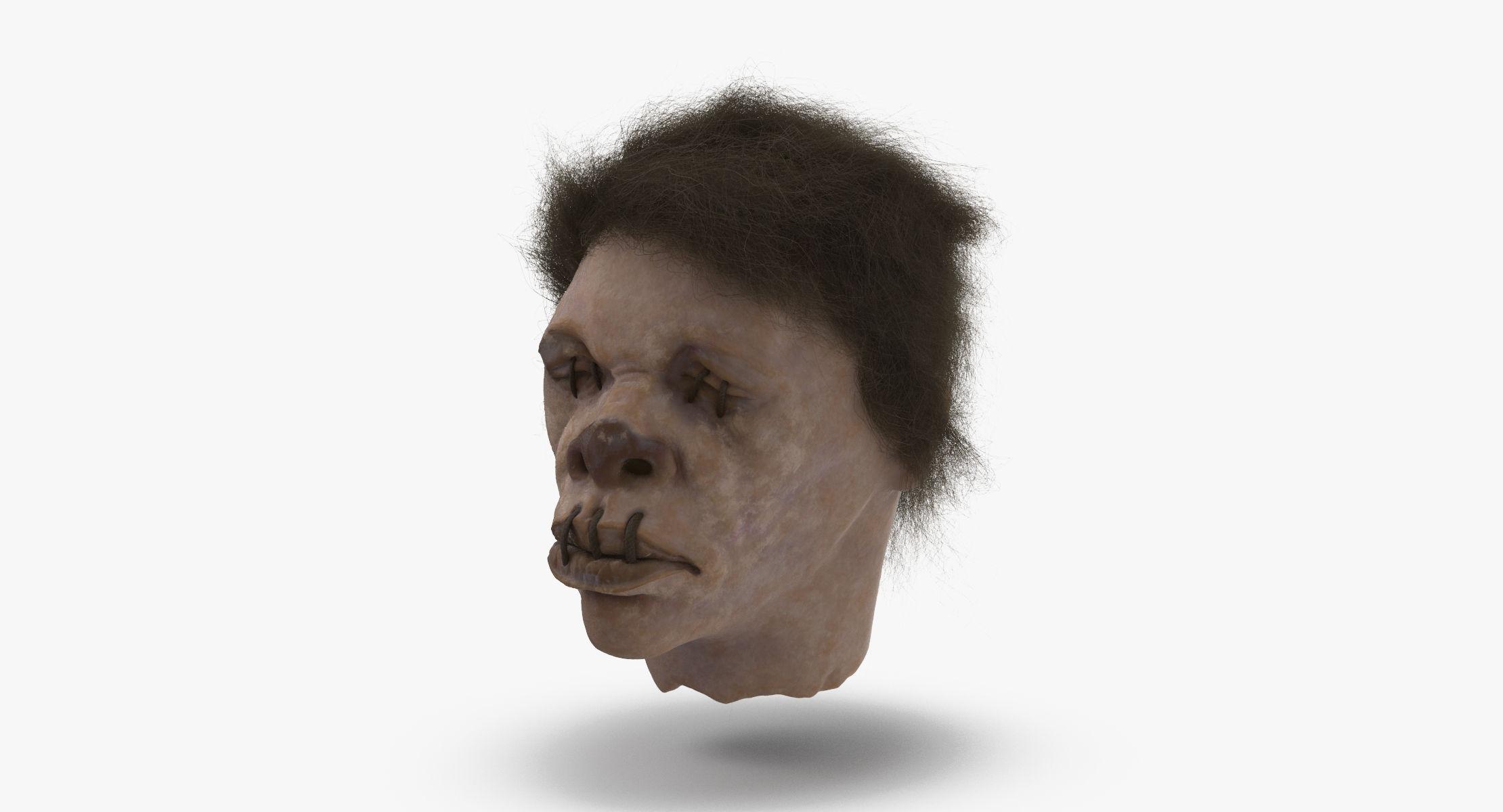 Shrunken Head 03 - reel 1