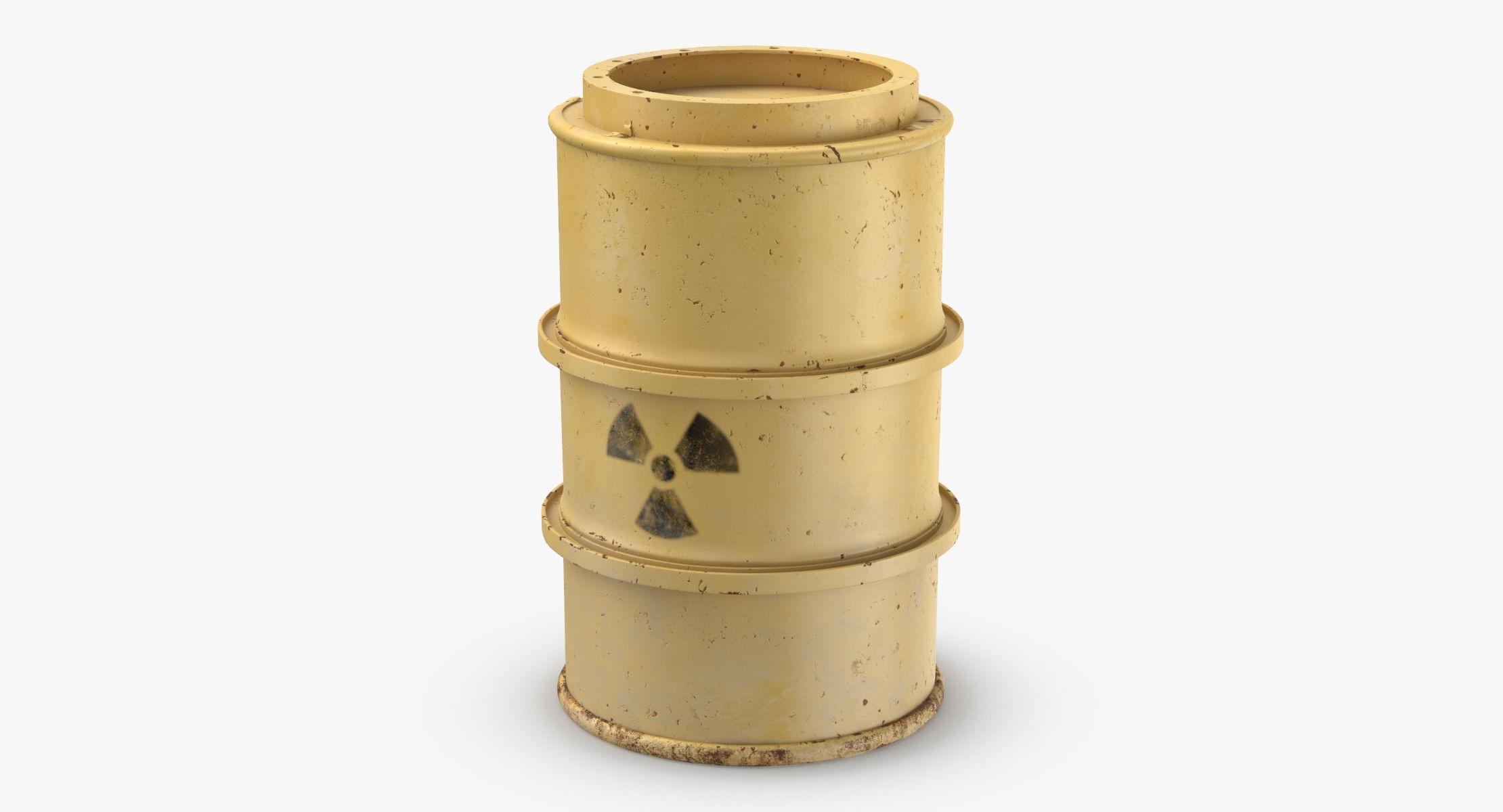 Toxic Waste Drum 01 - reel 1