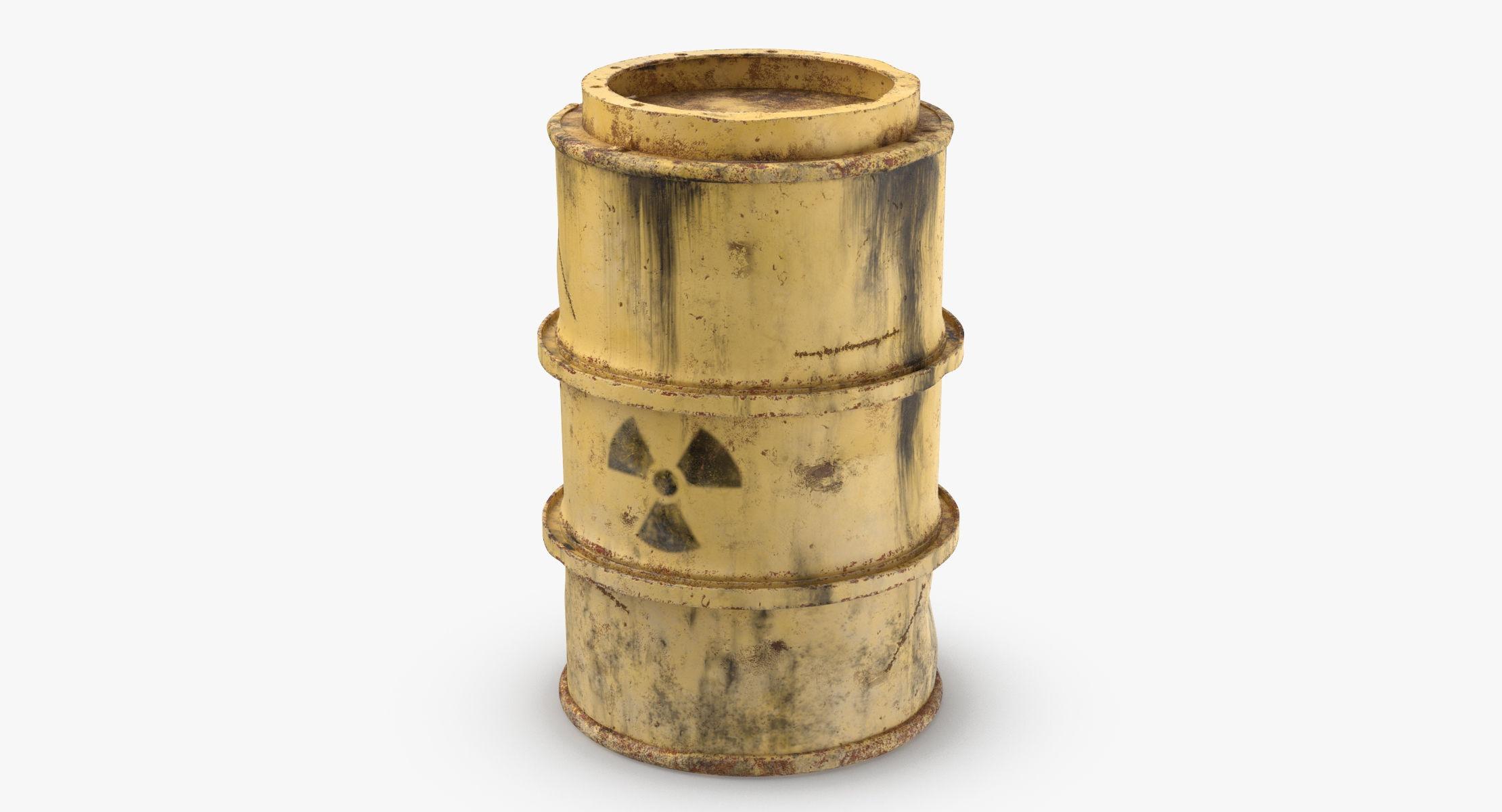 Toxic Waste Drum 02 - reel 1