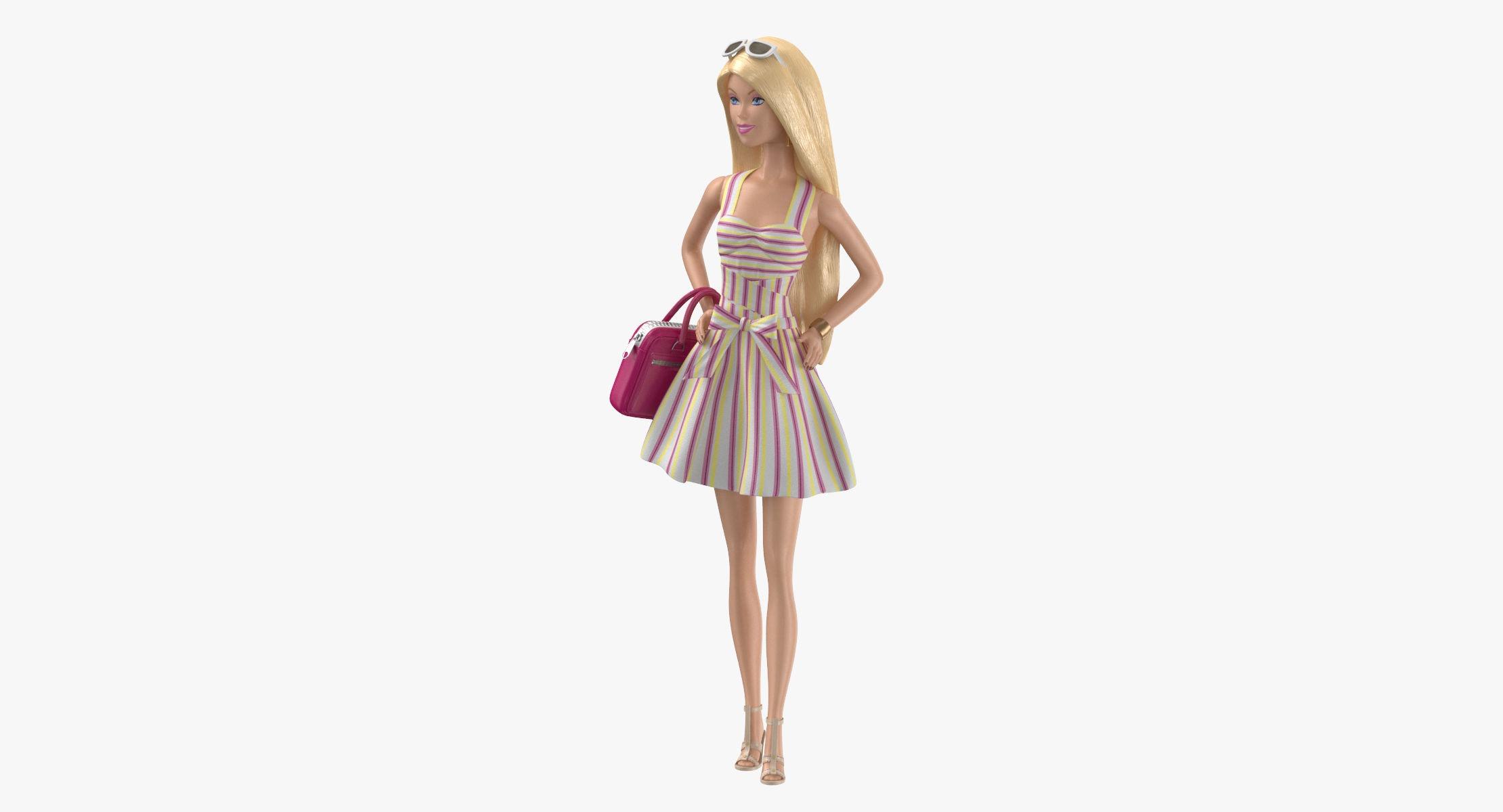 Barbie Doll 02 - reel 1