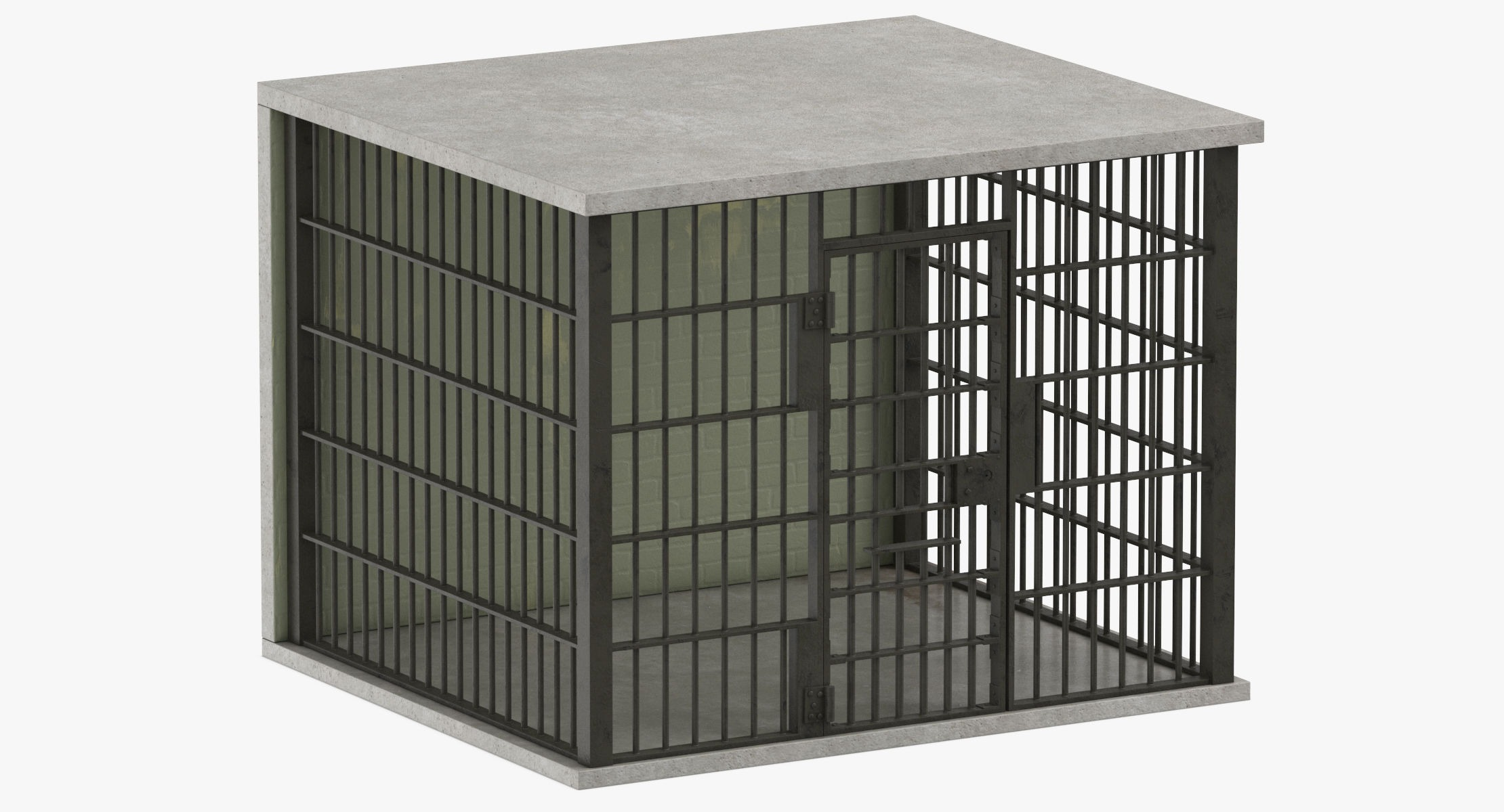 Empty Jail Cell - reel 1