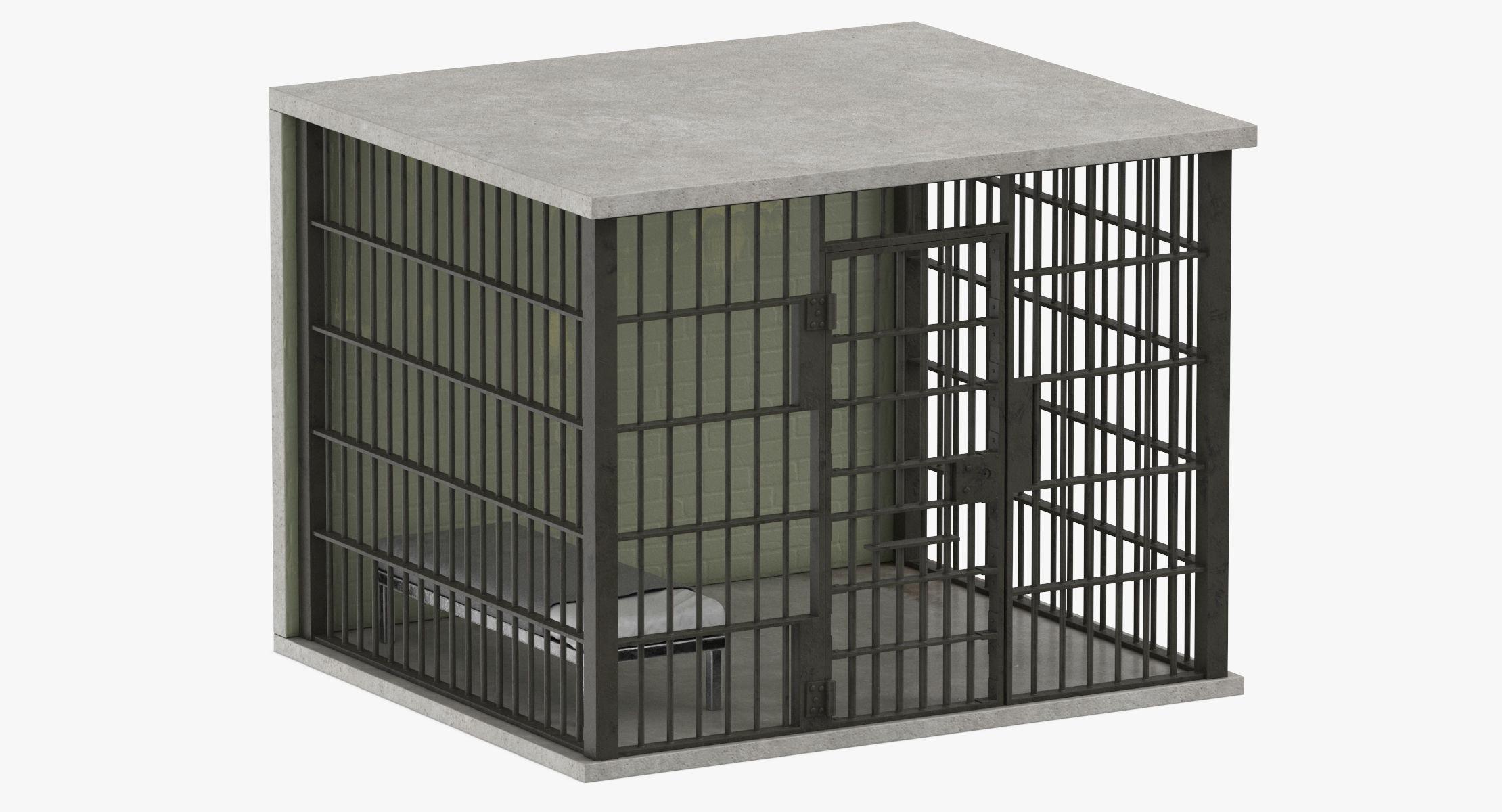Jail Cell 01 - reel 1