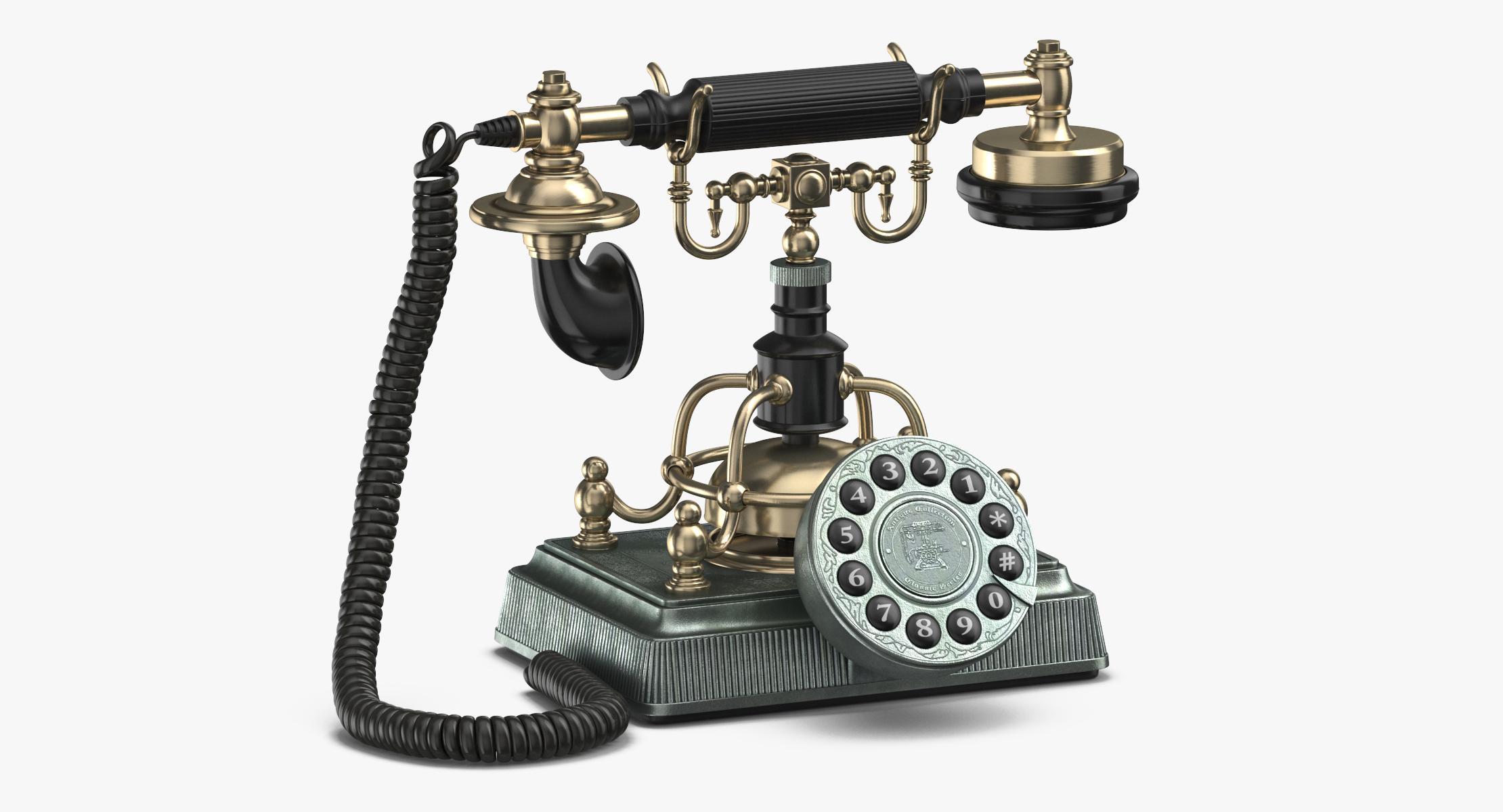 Retro Phone - reel 1