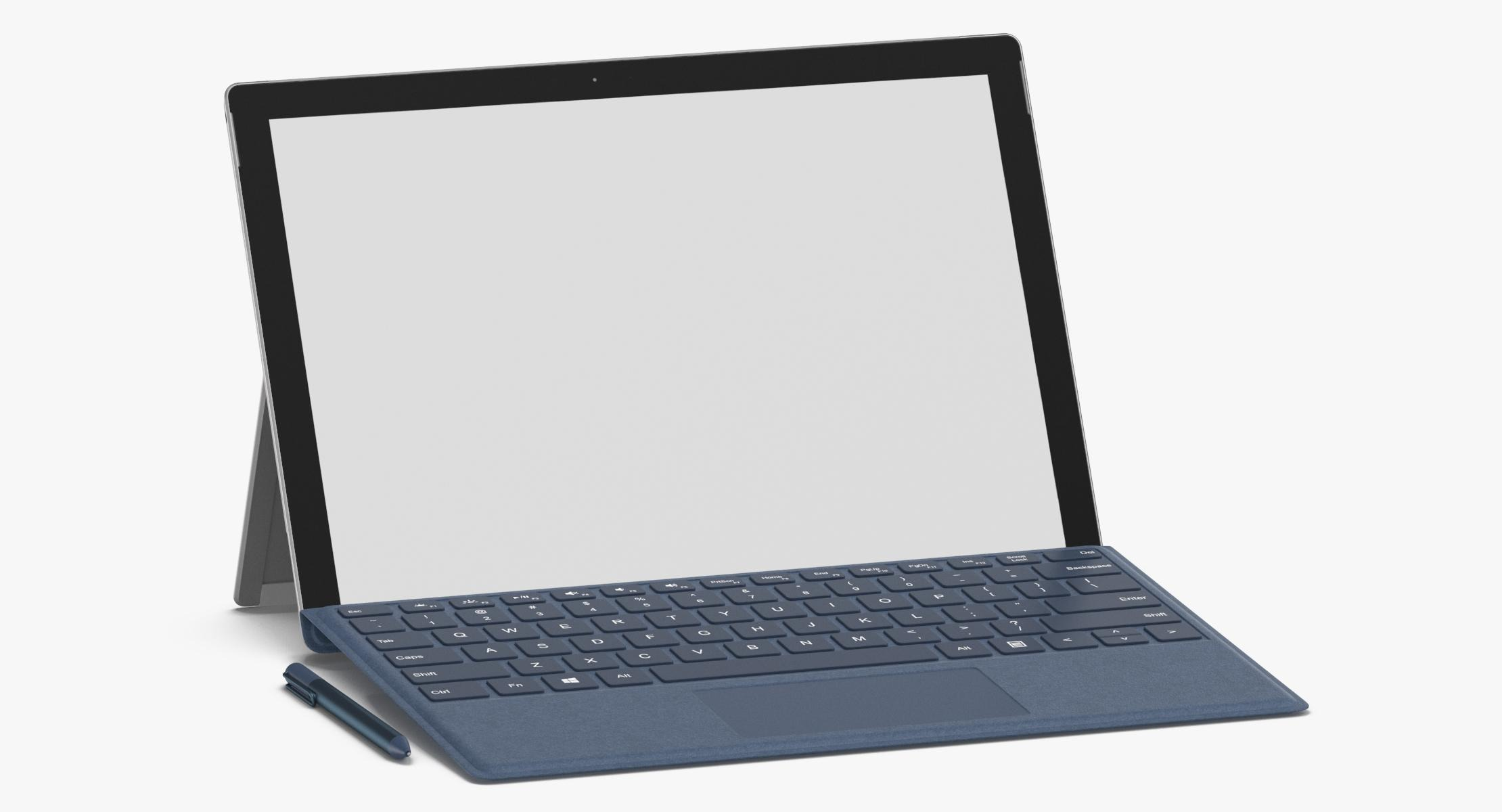 Microsoft Surface Pro Intel Core M3 Open - reel 1