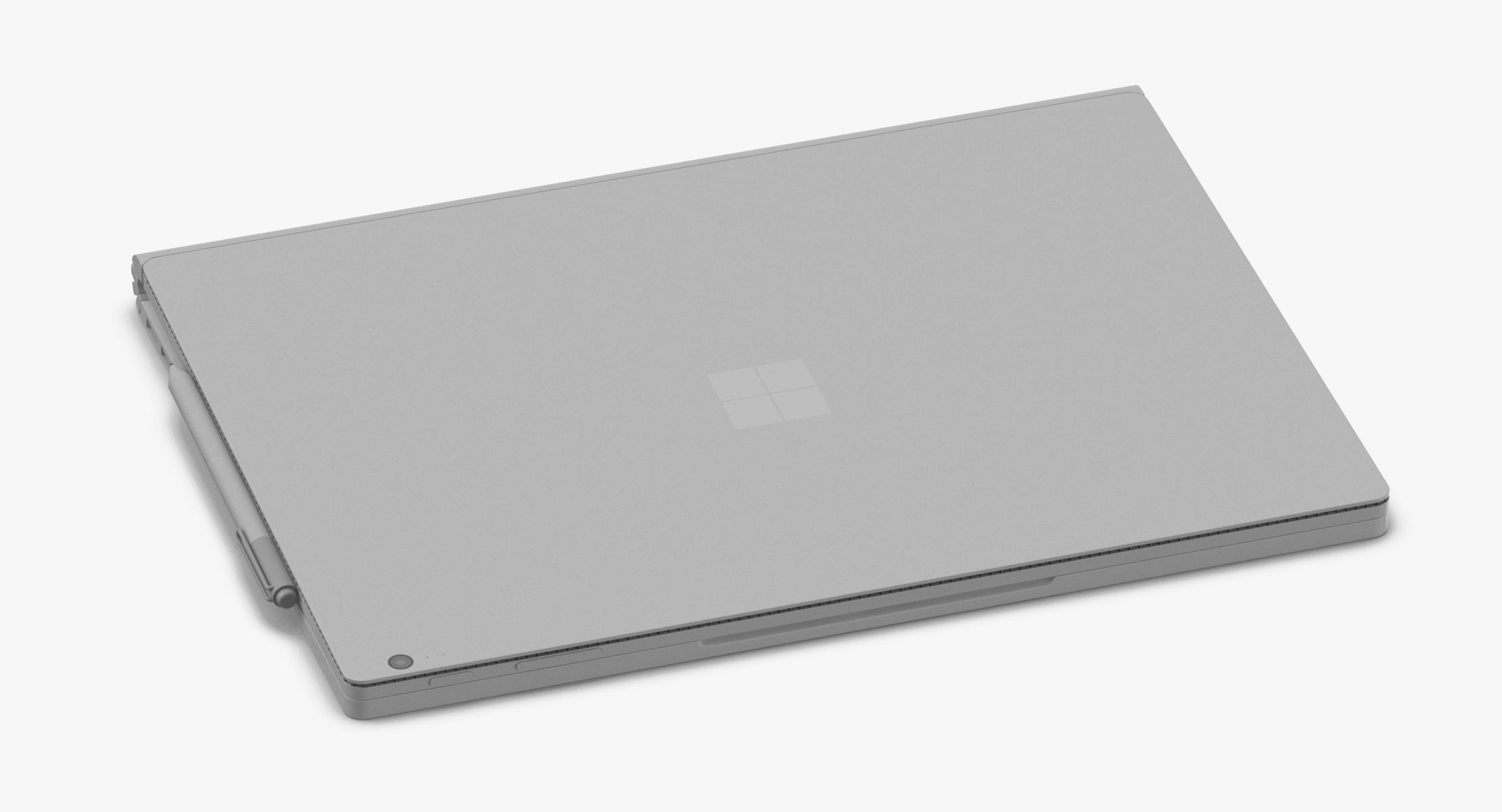 Microsoft Surface Book 2 Closed - reel 1