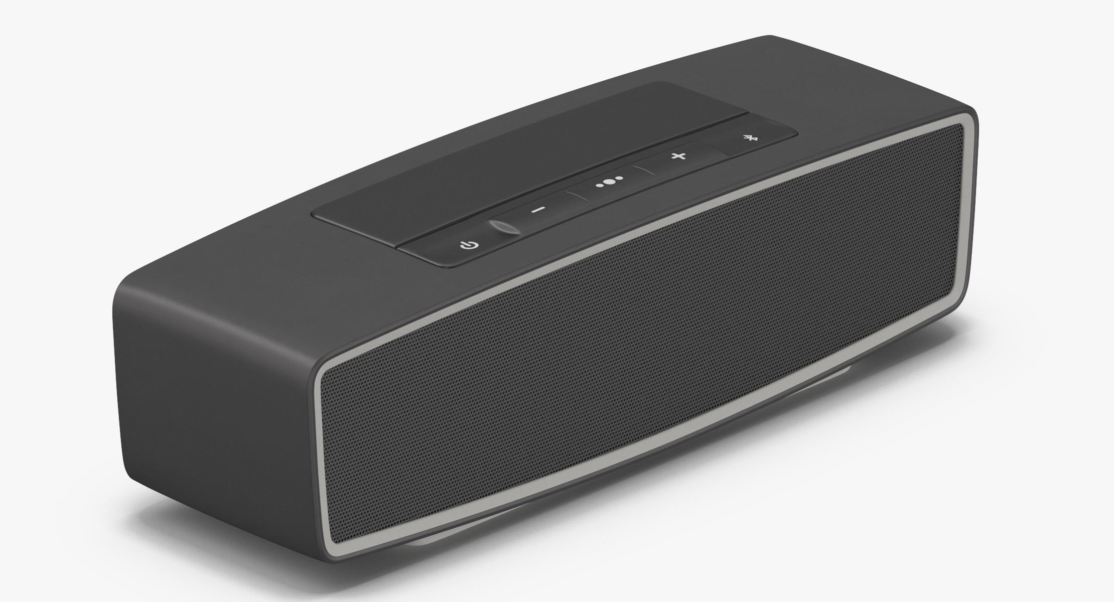 Bluetooth Speaker 02 model - reel 1