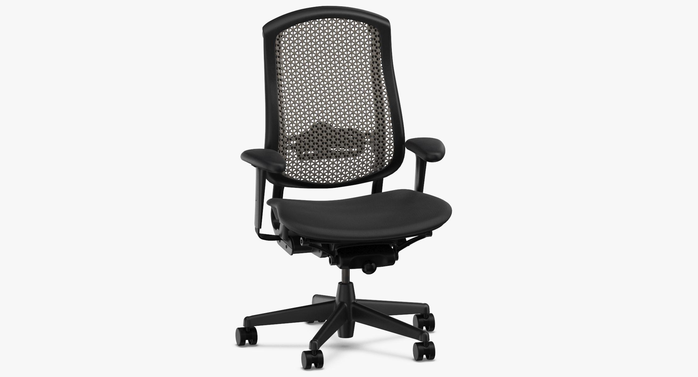 3D model Herman Miller Celle Chair - 02 - reel 1