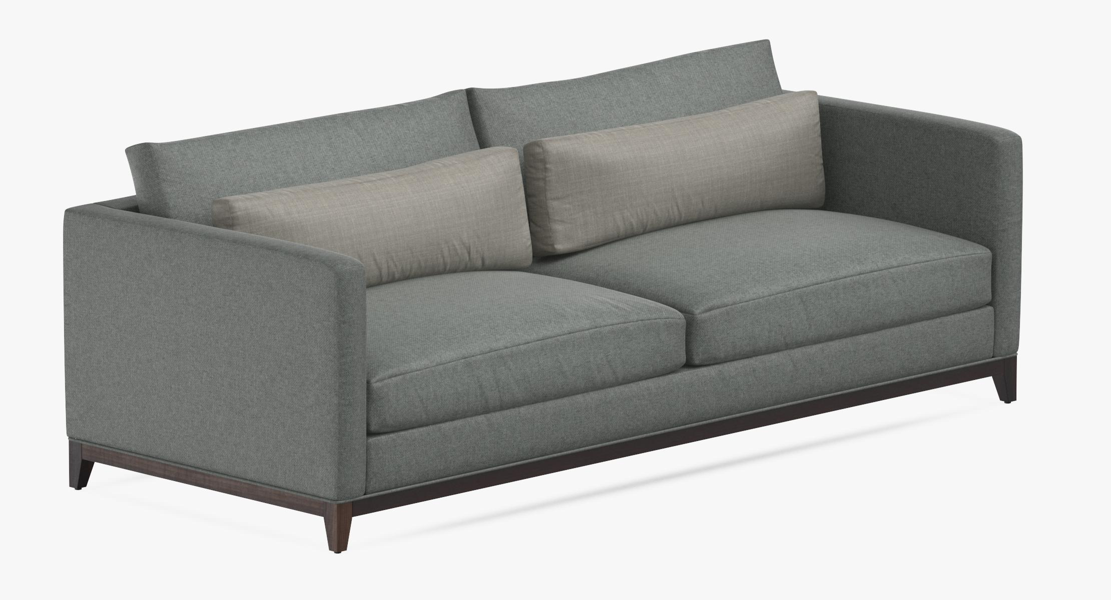 Contemporary 2 Seater Sofa - reel 1