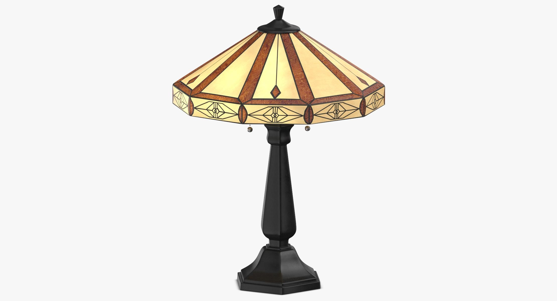 Classical Table Light On - reel 1