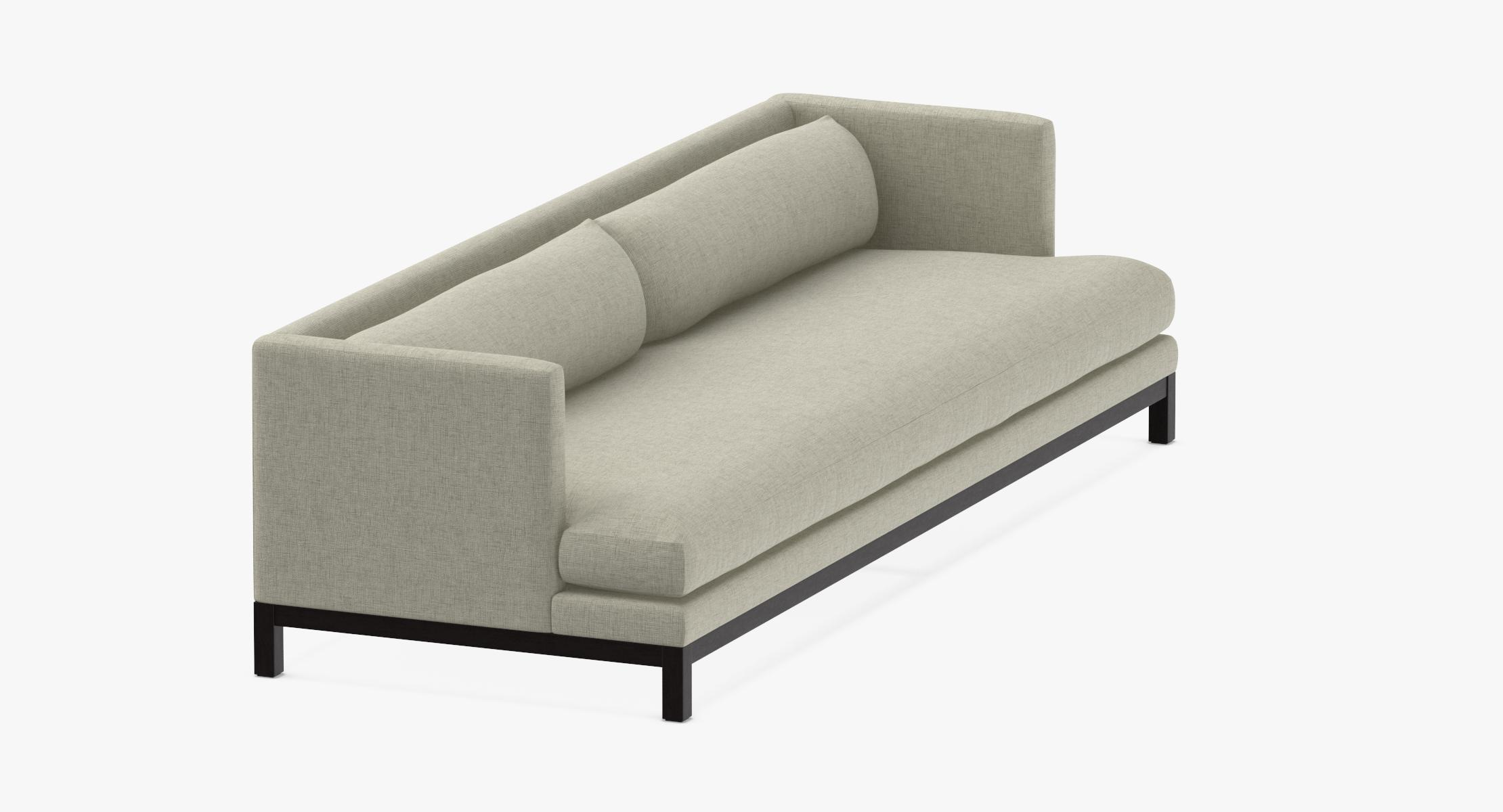 3D Modern 5 Seater Sofa - reel 1