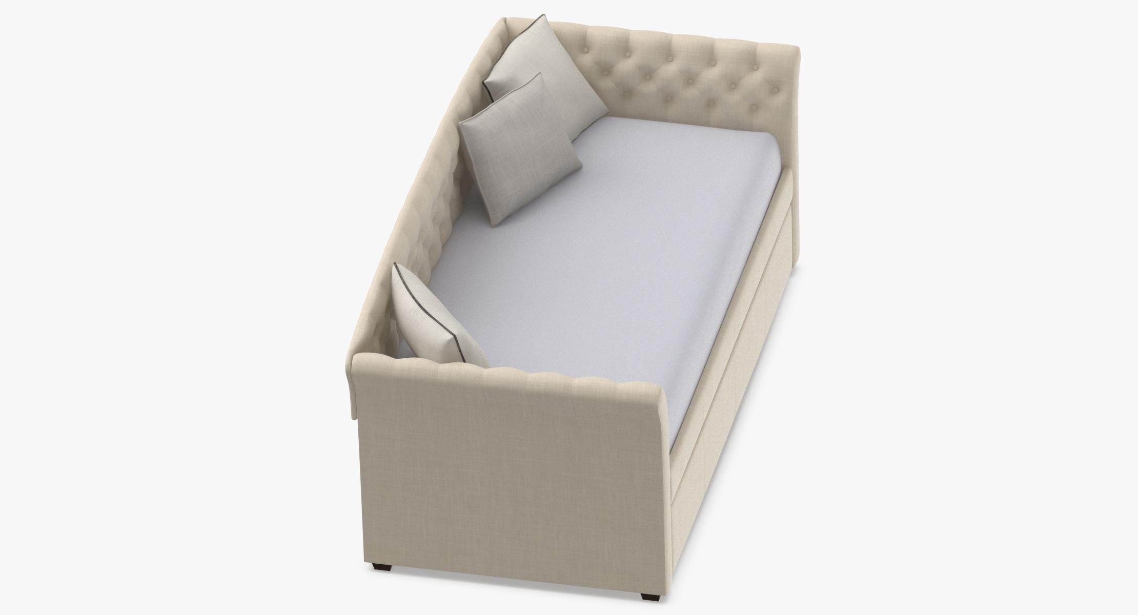 3D Traditional Daybed - reel 1