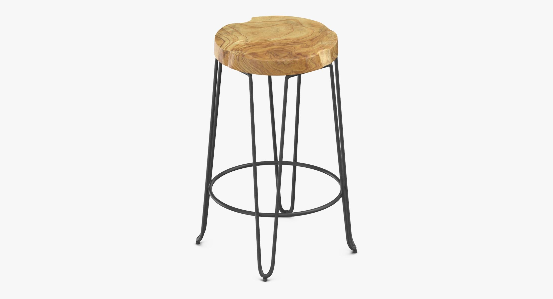Contemporary Stool - reel 1